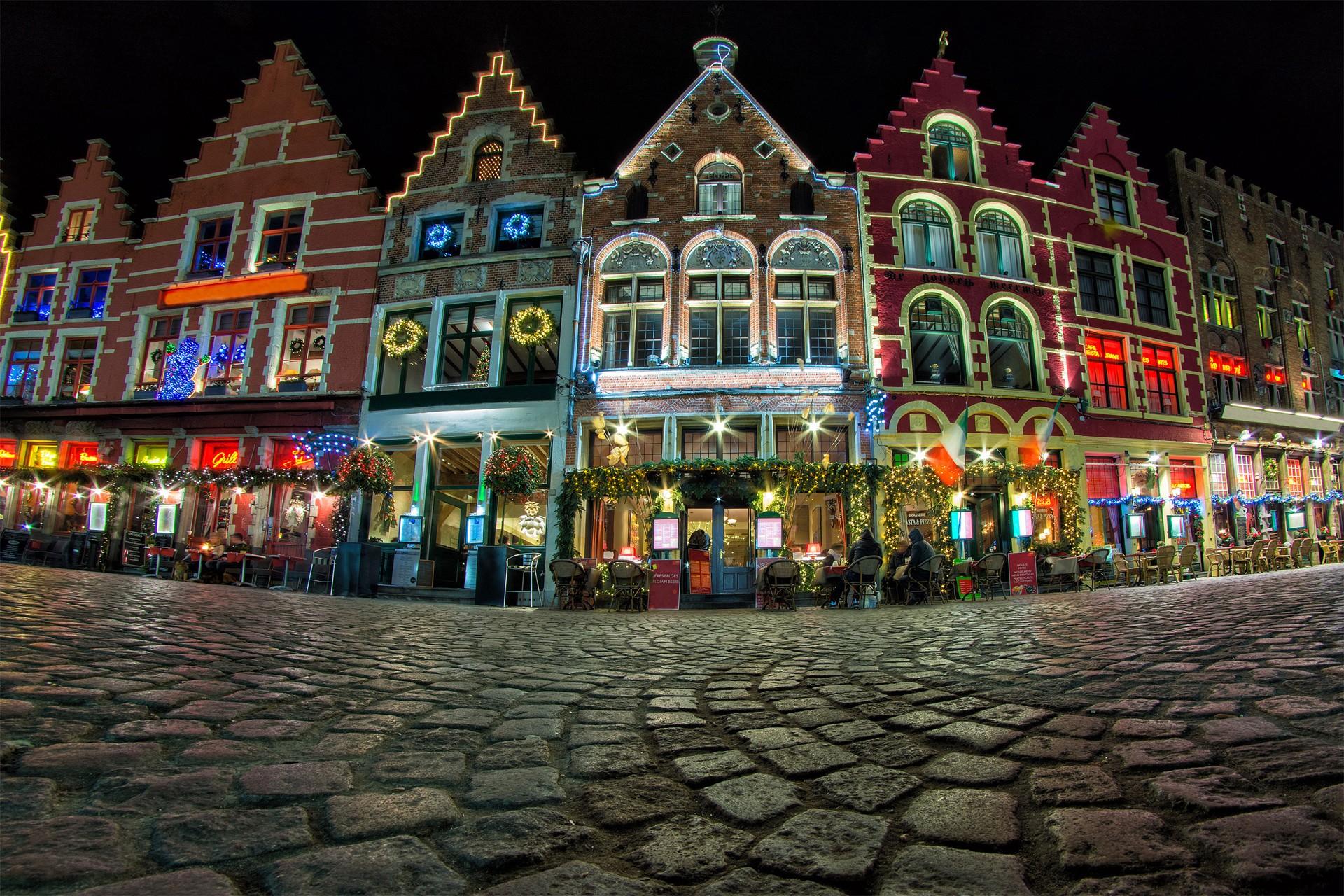 Kerstmarkten Belgie Tui