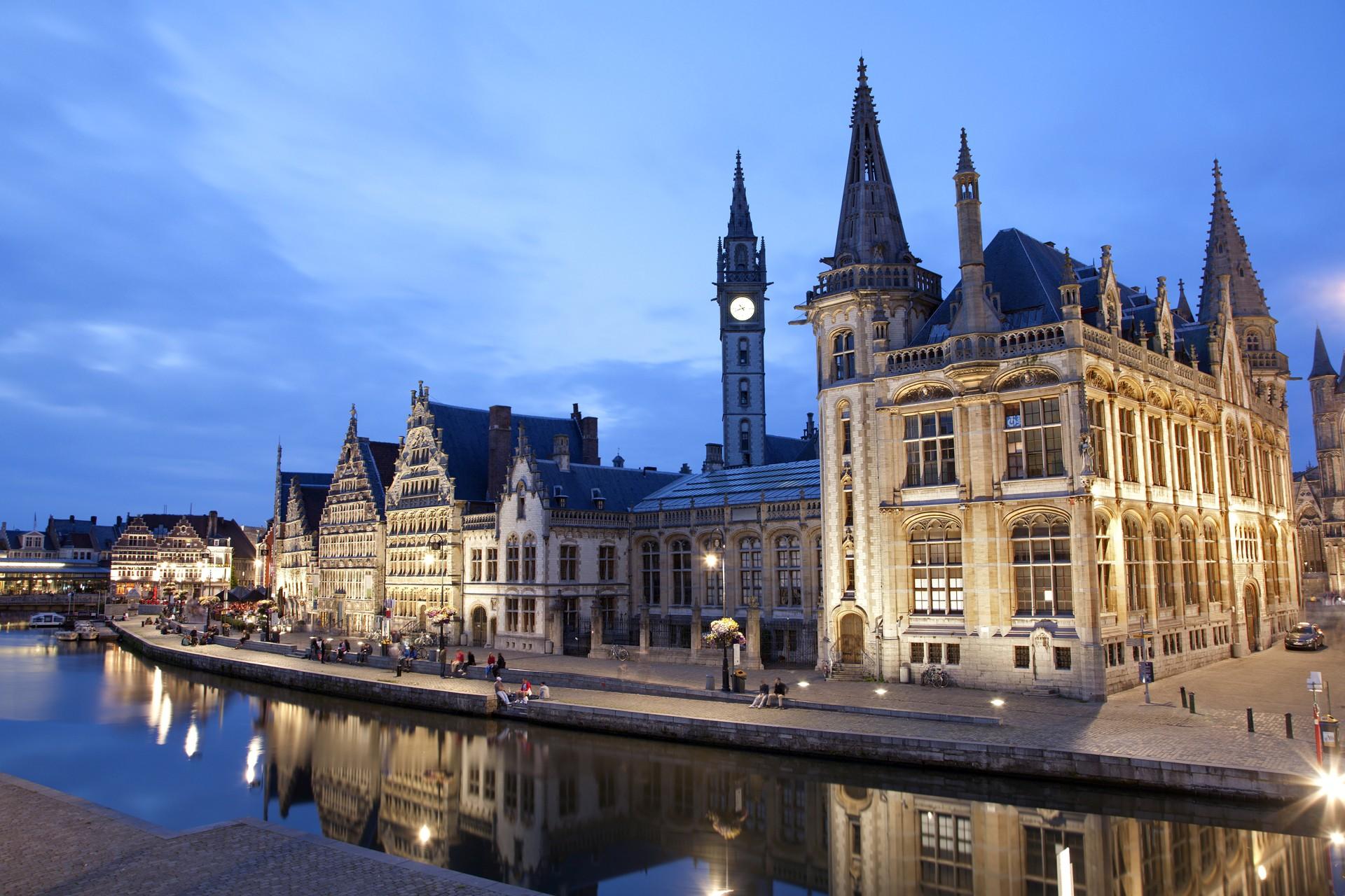 Kerstmarkt Gent 2019 Tui