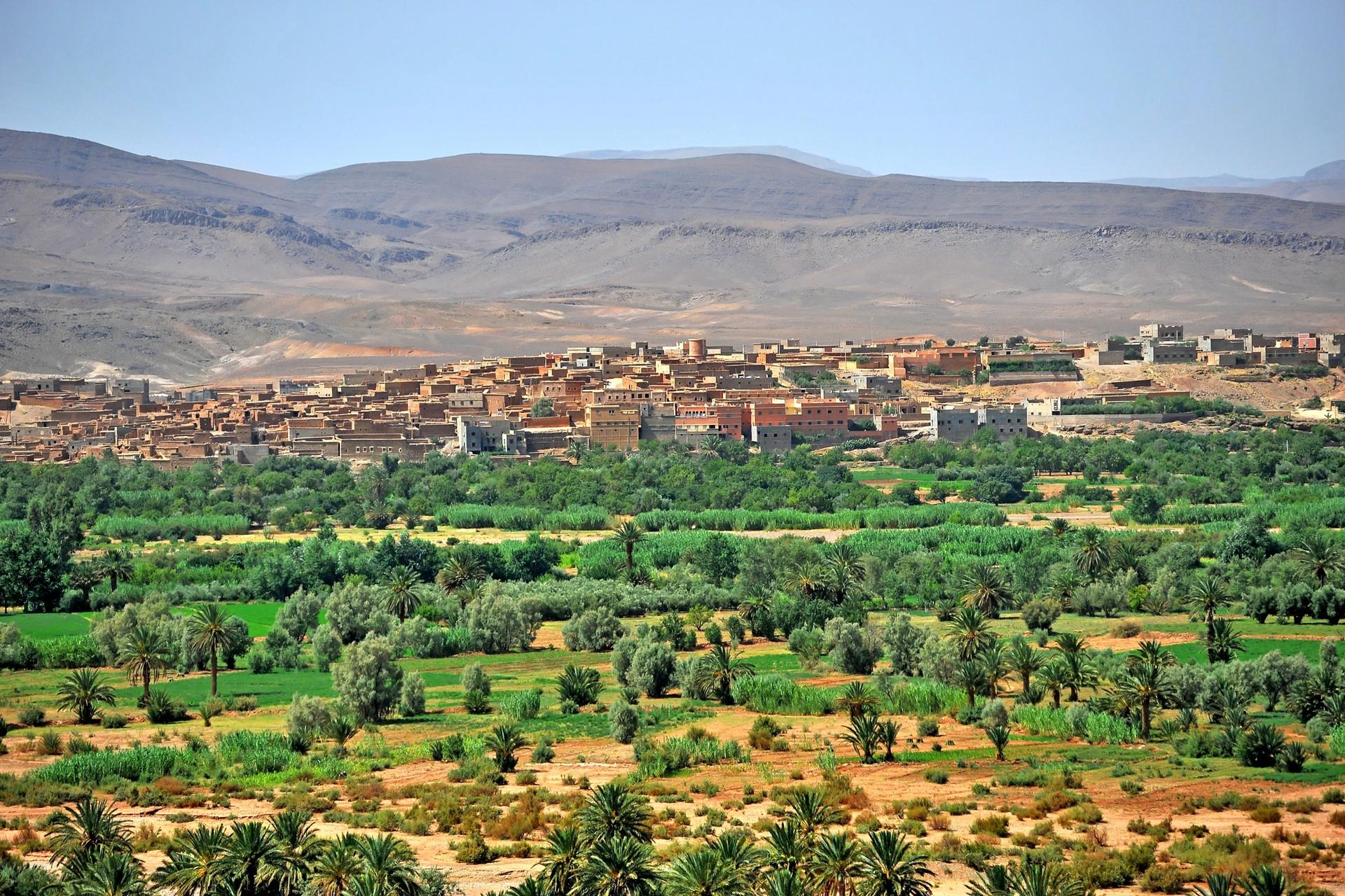 Centraal Marokko