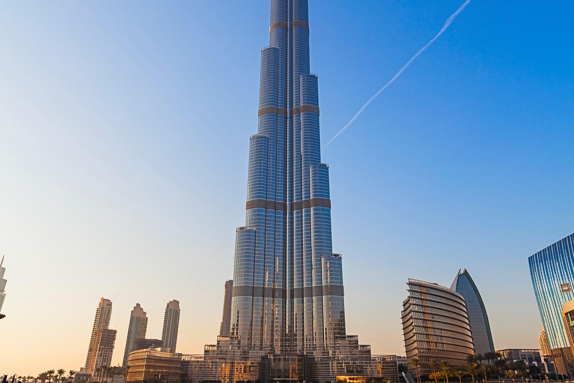 Vakantie Dubai Stad Tui