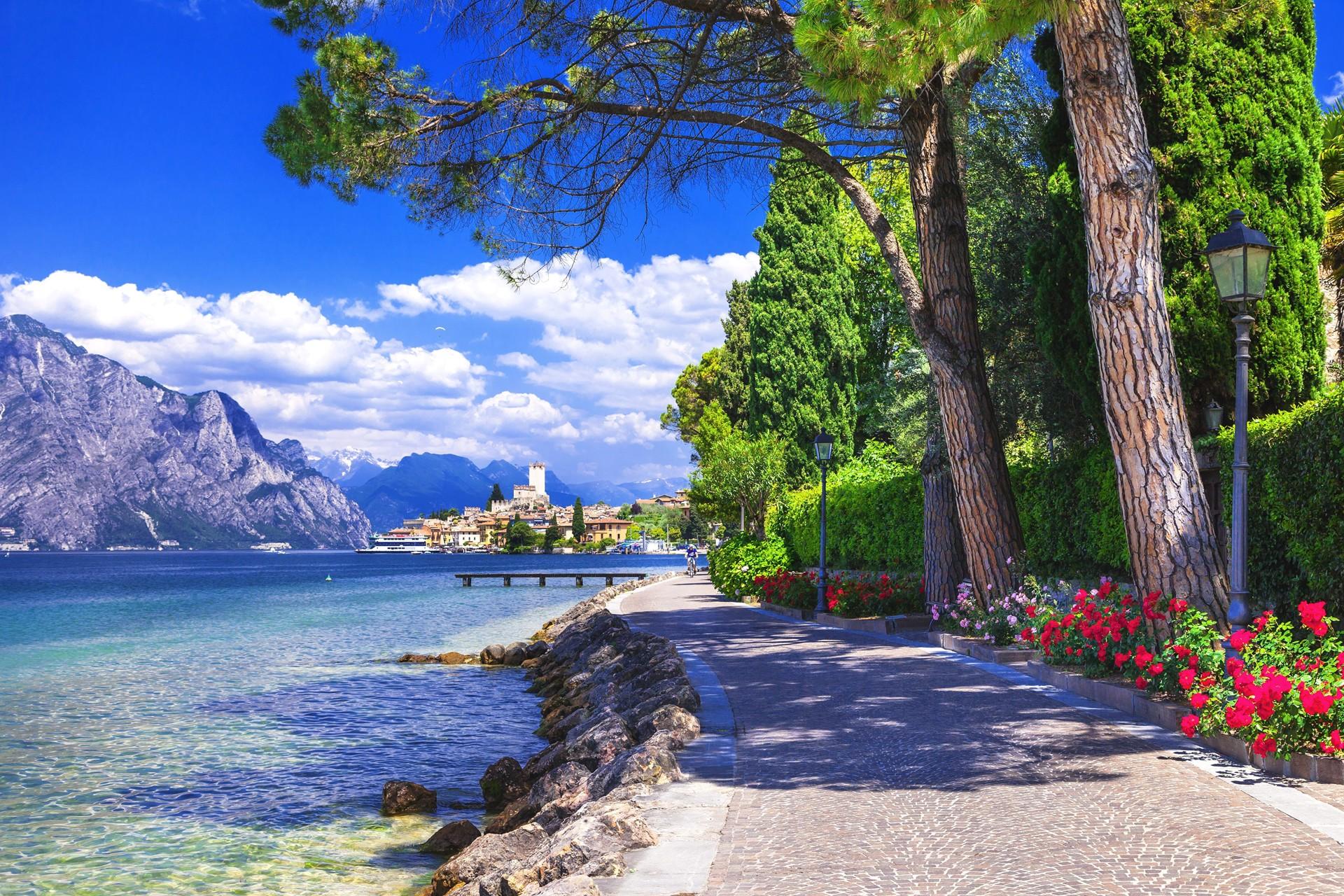 Vakantie Gardameer Goedkope Autovakantie Naar Itali 235 Tui