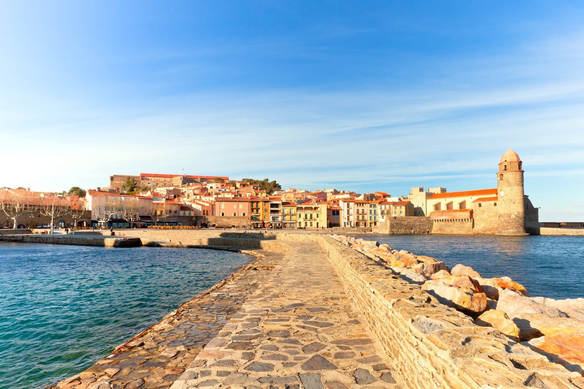 Languedoc & Roussillon Kust