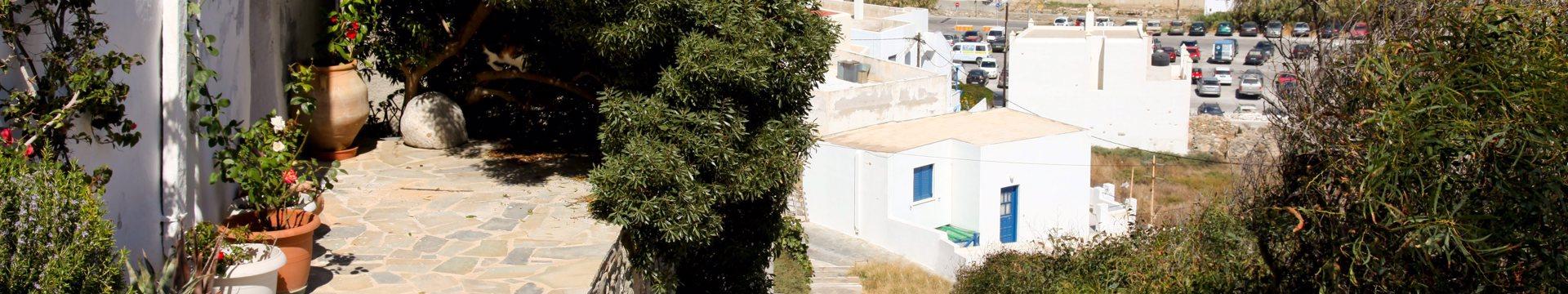 Naxos-stad