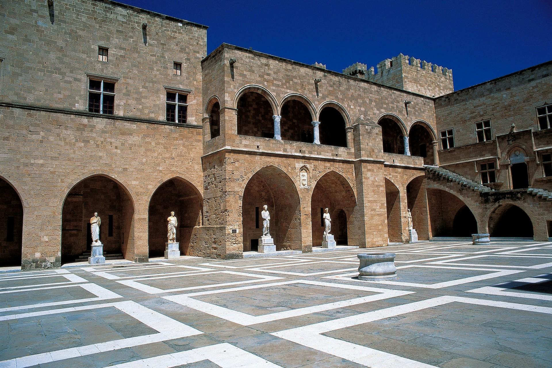 Rhodos-stad