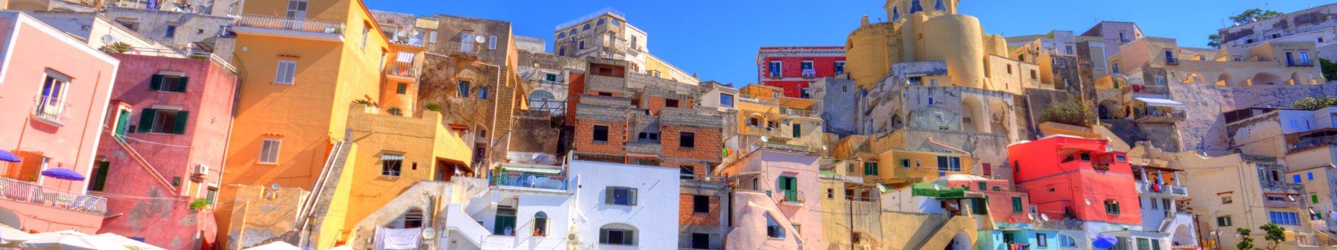 Sorrento en Amalfikust