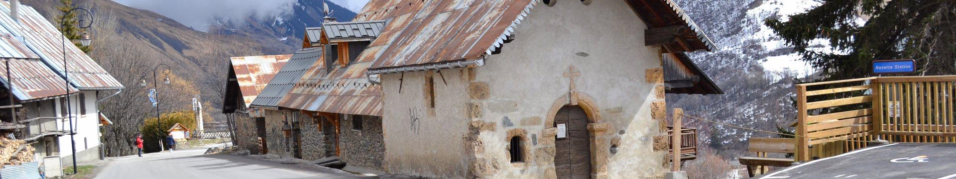 St. Jean d'Arves
