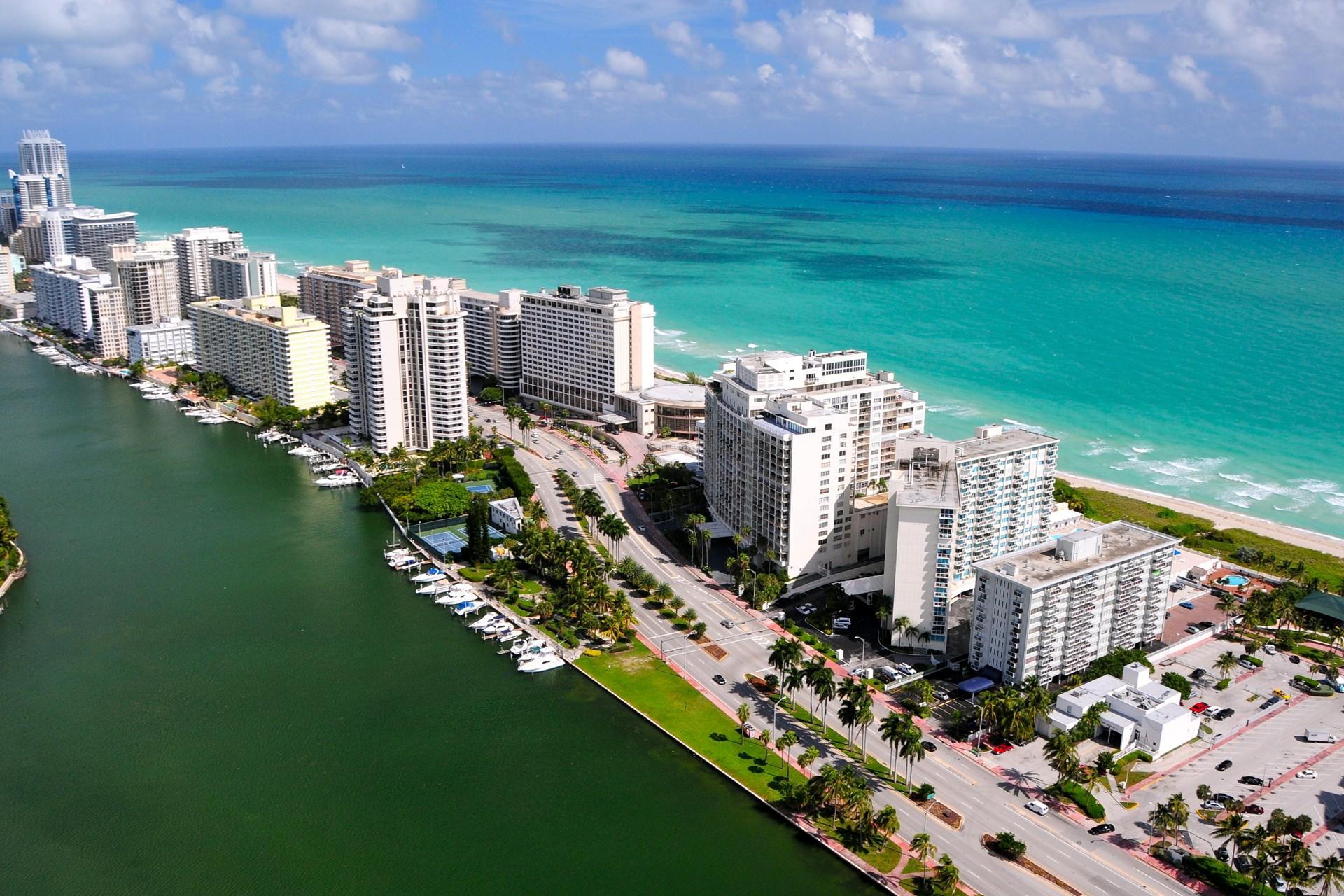 Vliegtickets  Miami