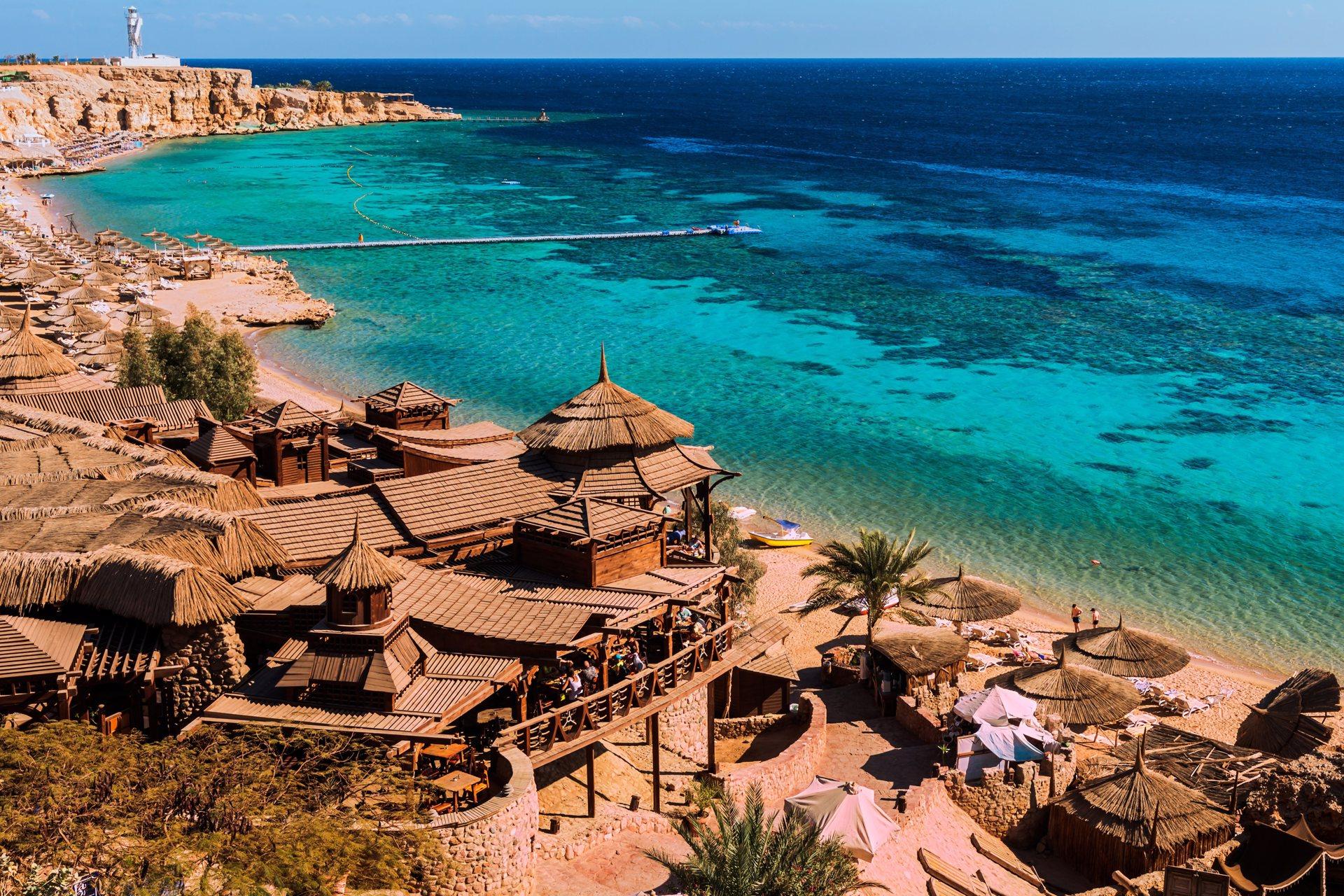 Vliegtickets  Sharm el Sheikh