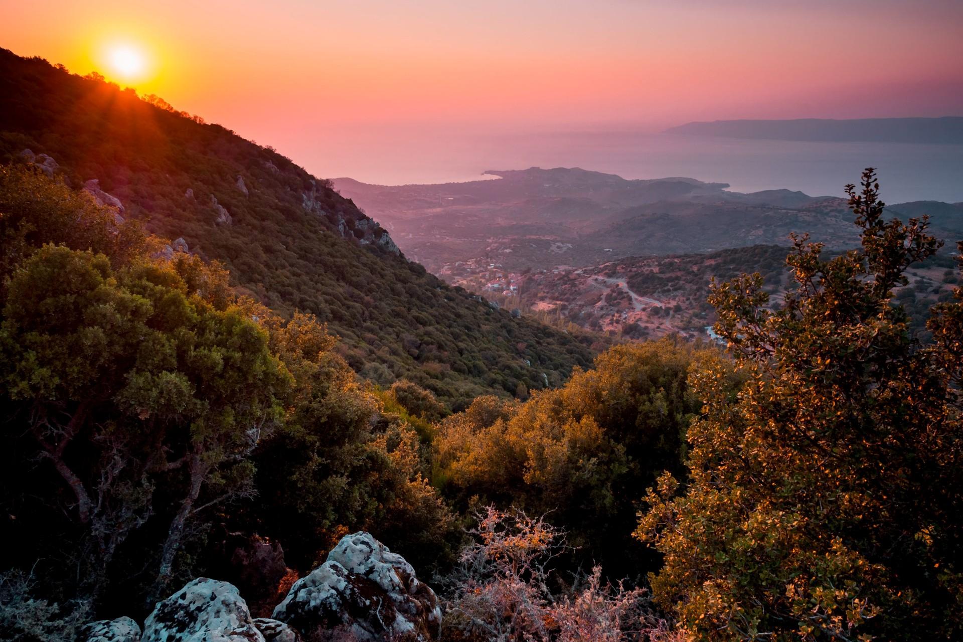 Vliegtickets  Lesbos