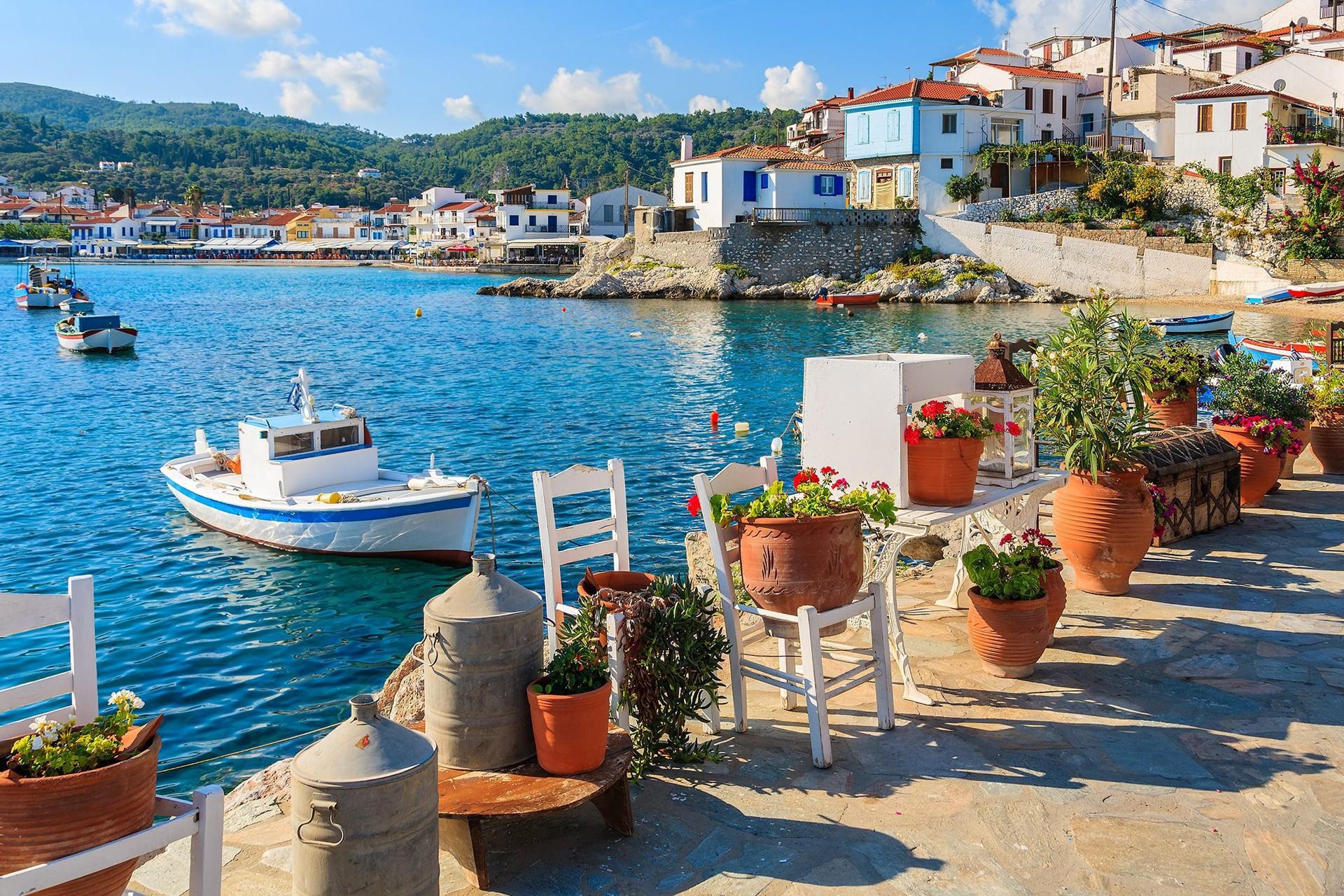 Vliegtickets  Samos