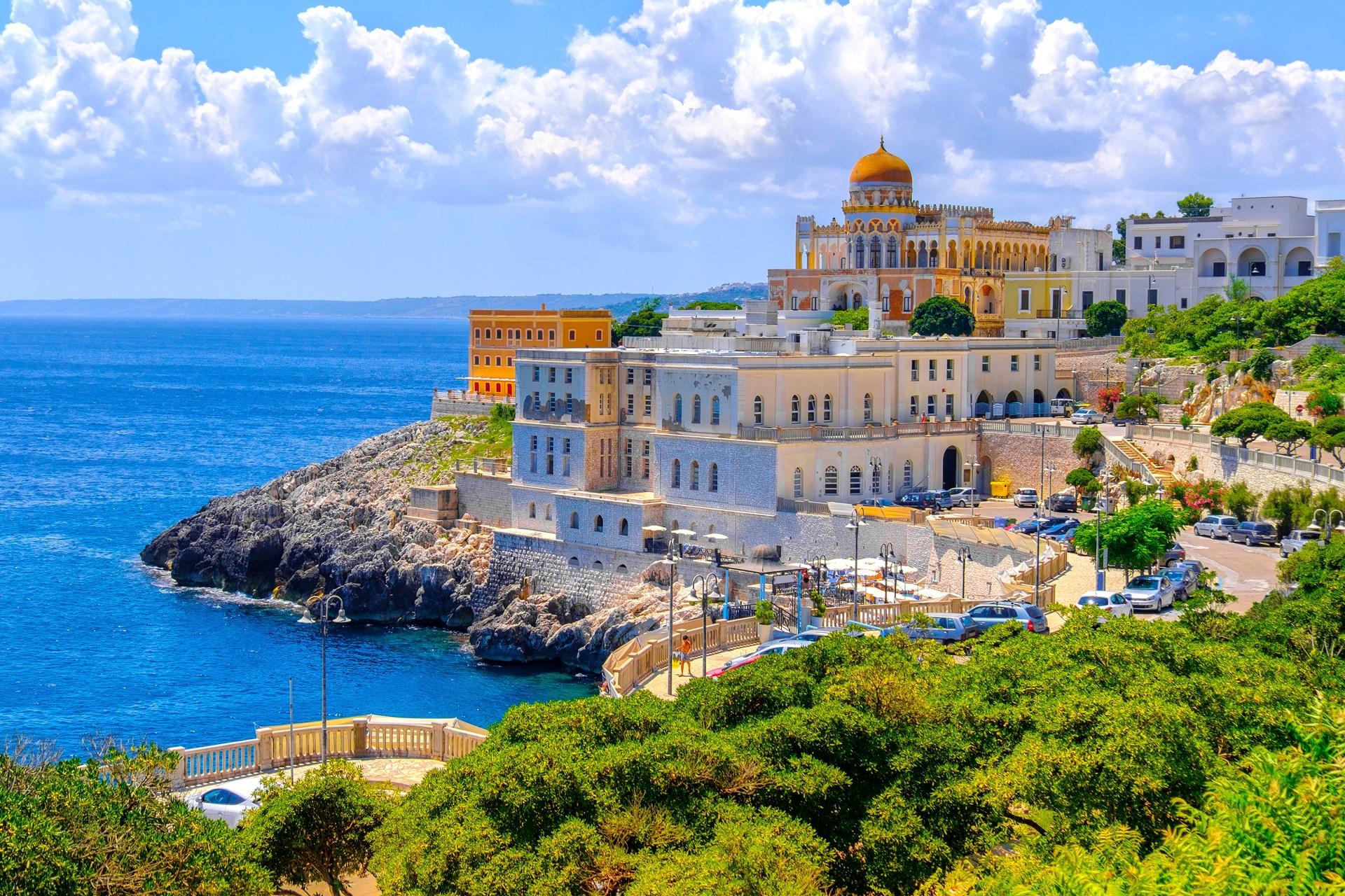 Vliegtickets  Puglia