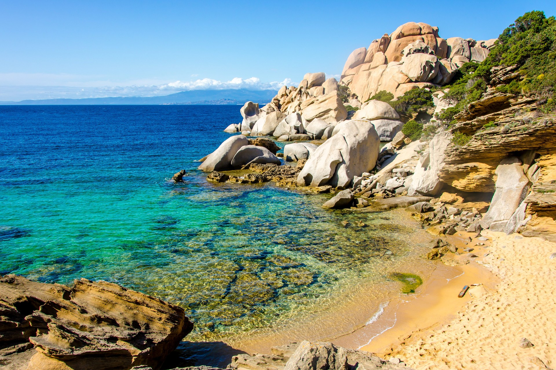 Vliegtickets  Sardinië
