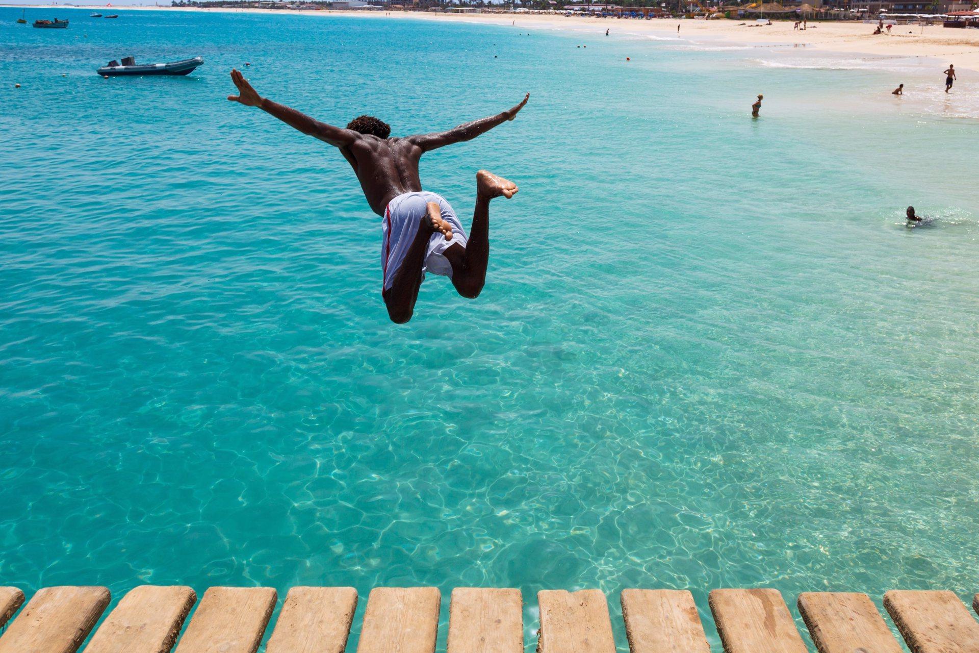 Vliegtickets  Kaapverdië