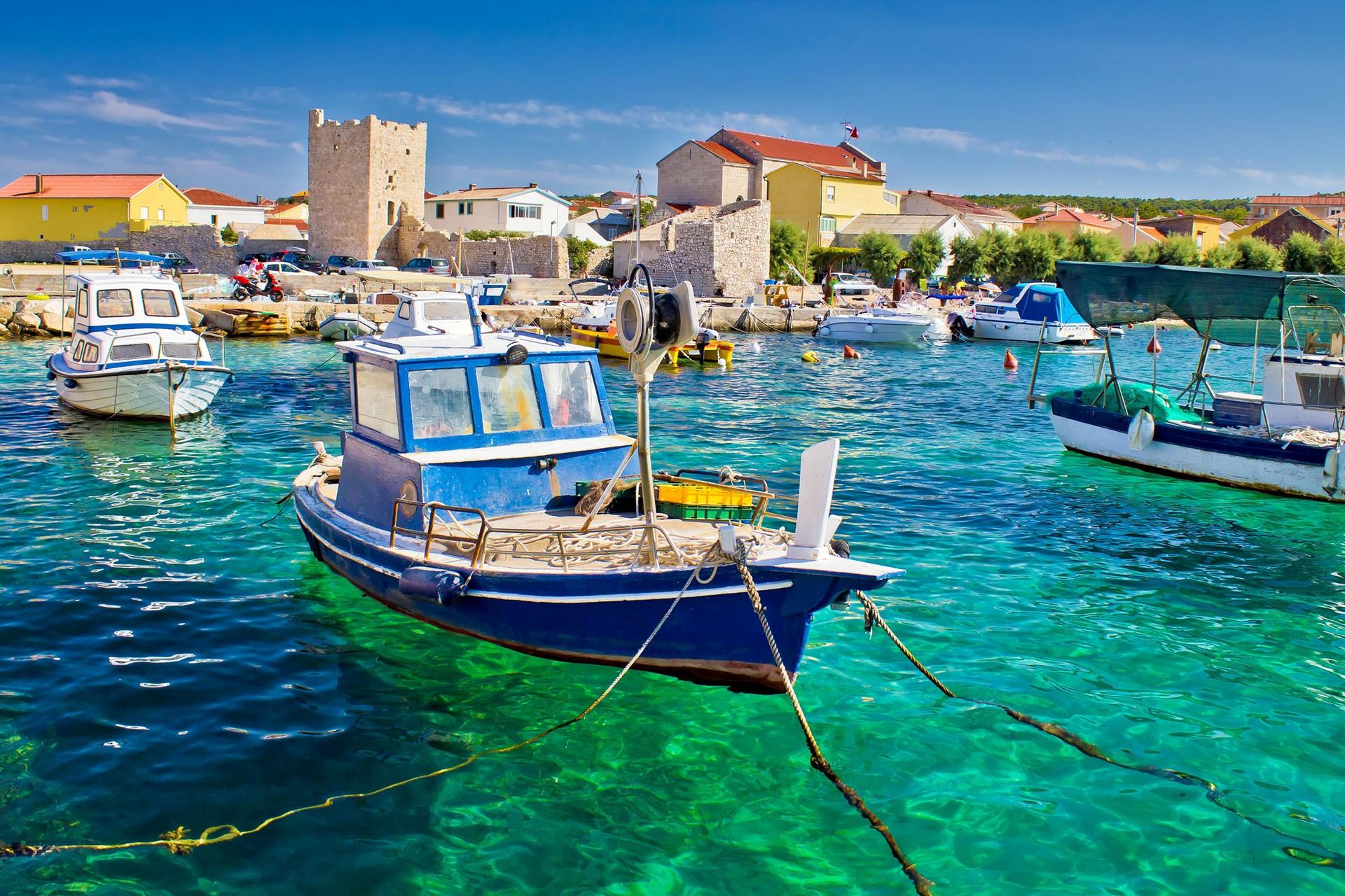 Vliegtickets  Istrië