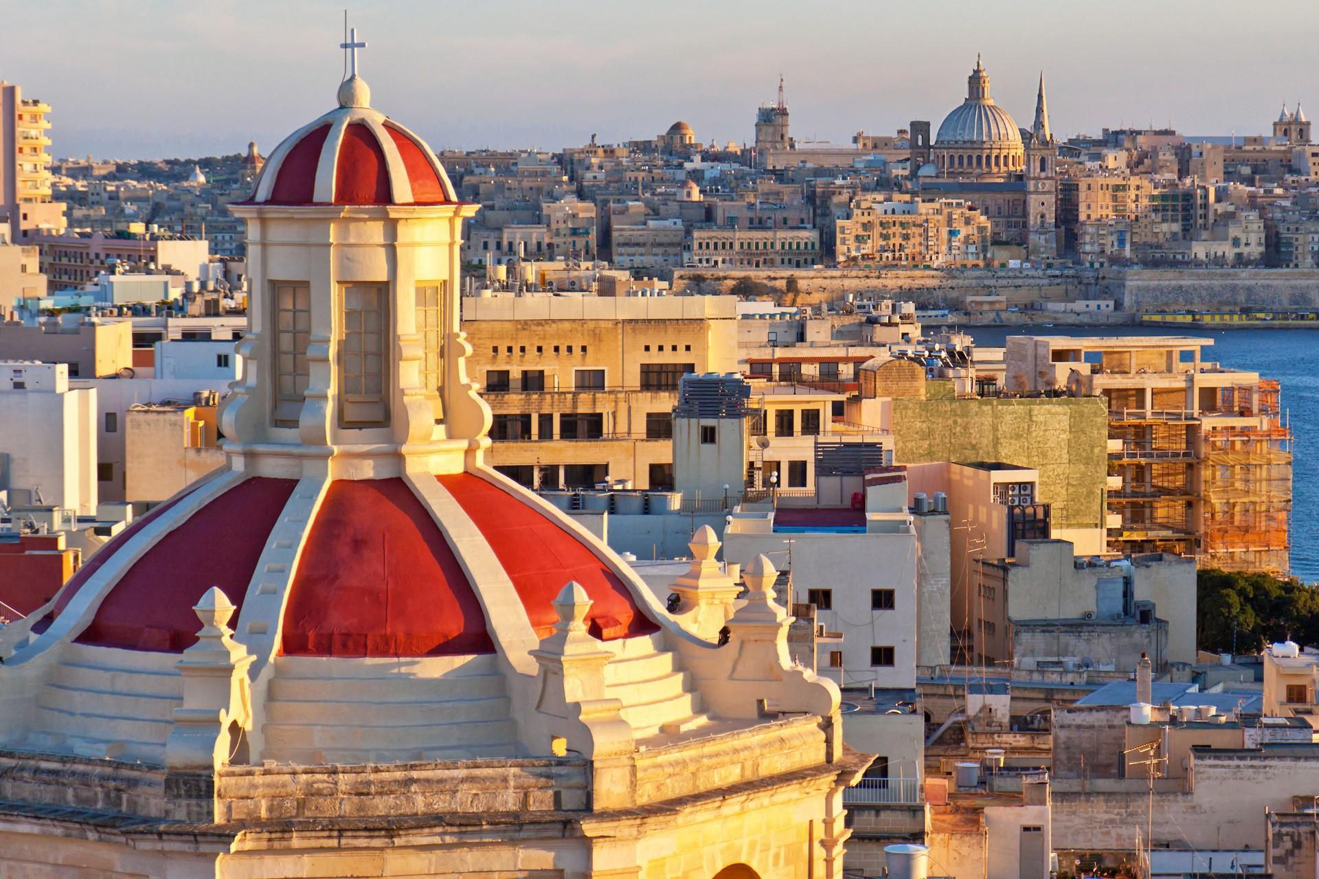 Vliegtickets  Malta