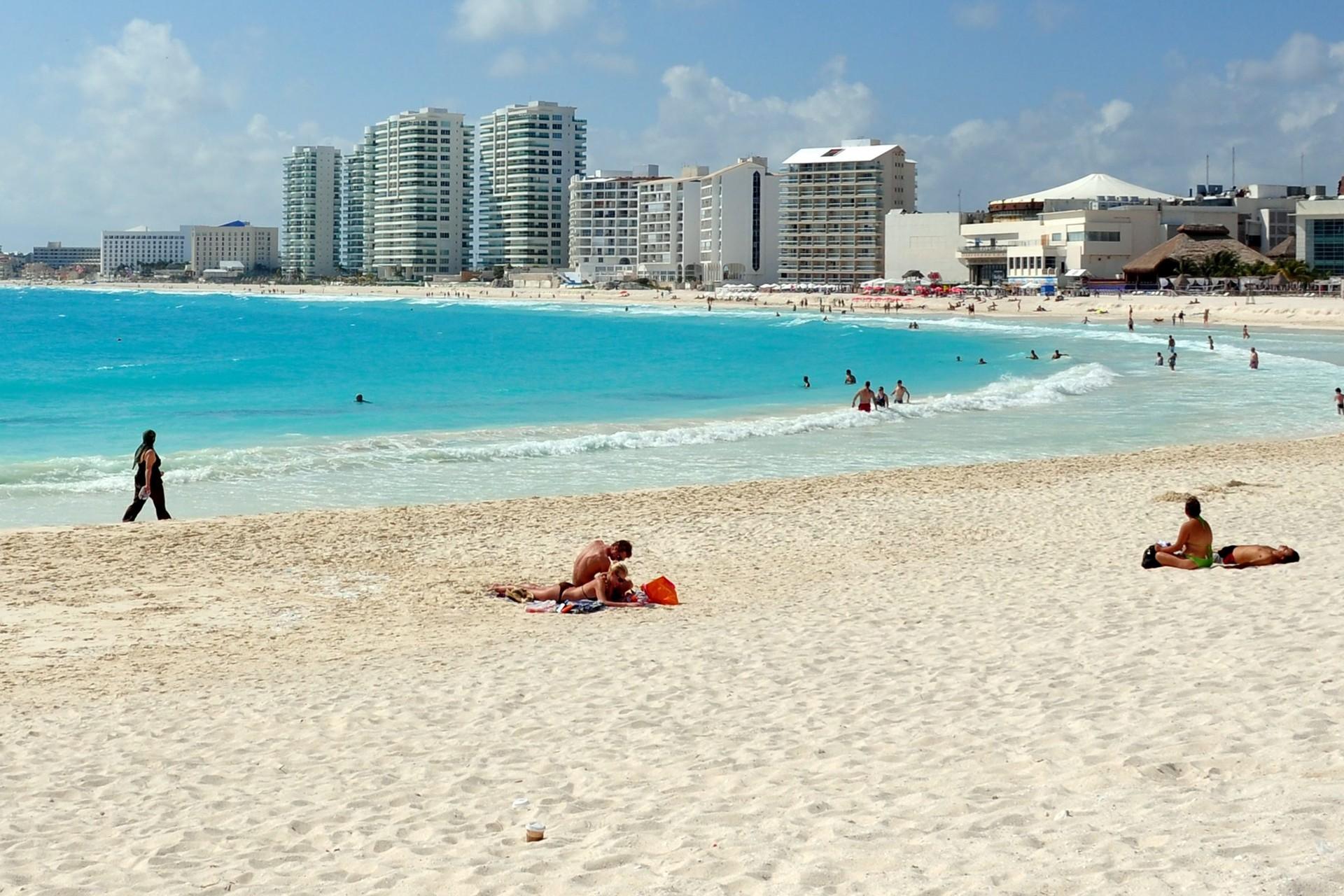 Vliegtickets  Cancun