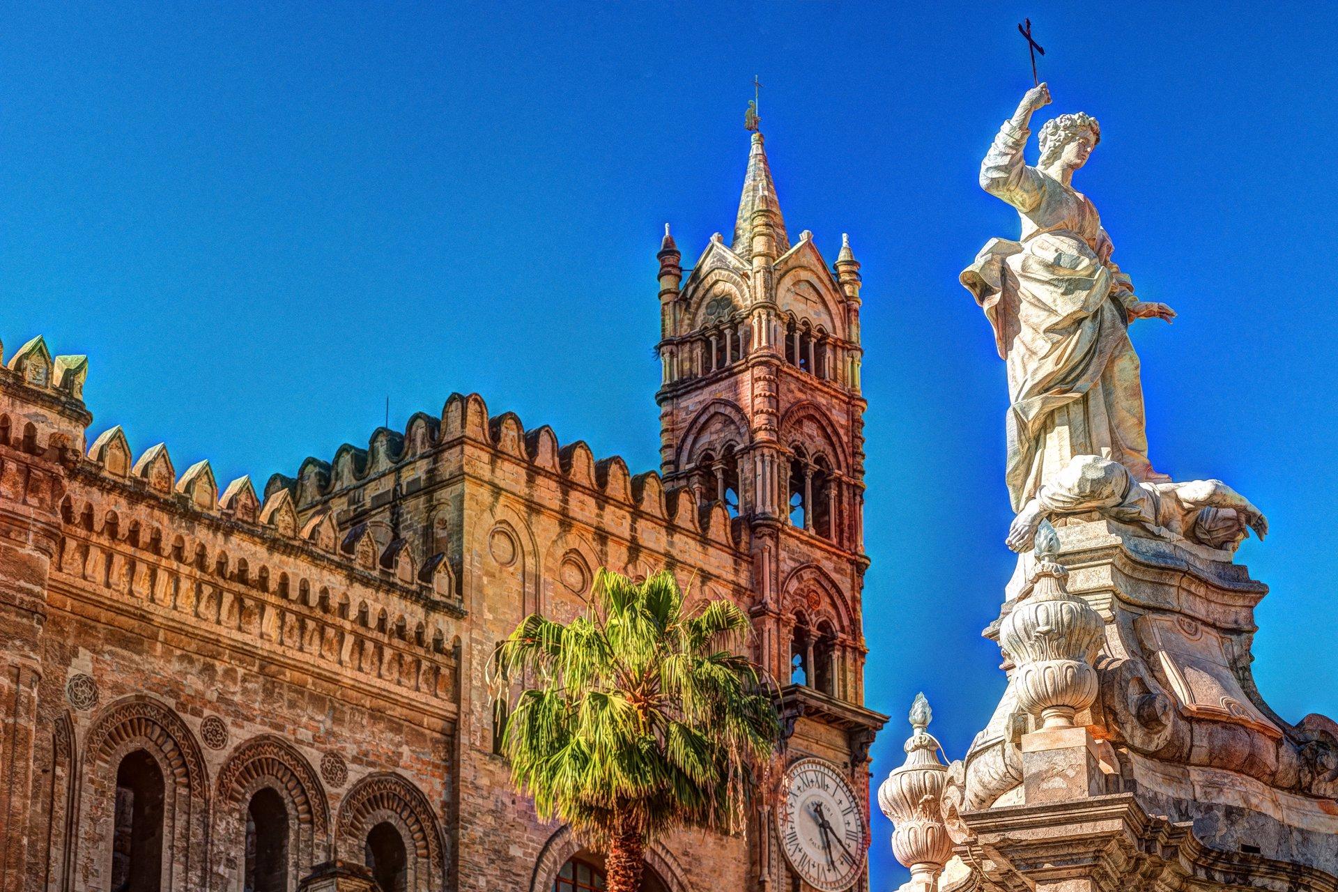 Vliegtickets  Palermo