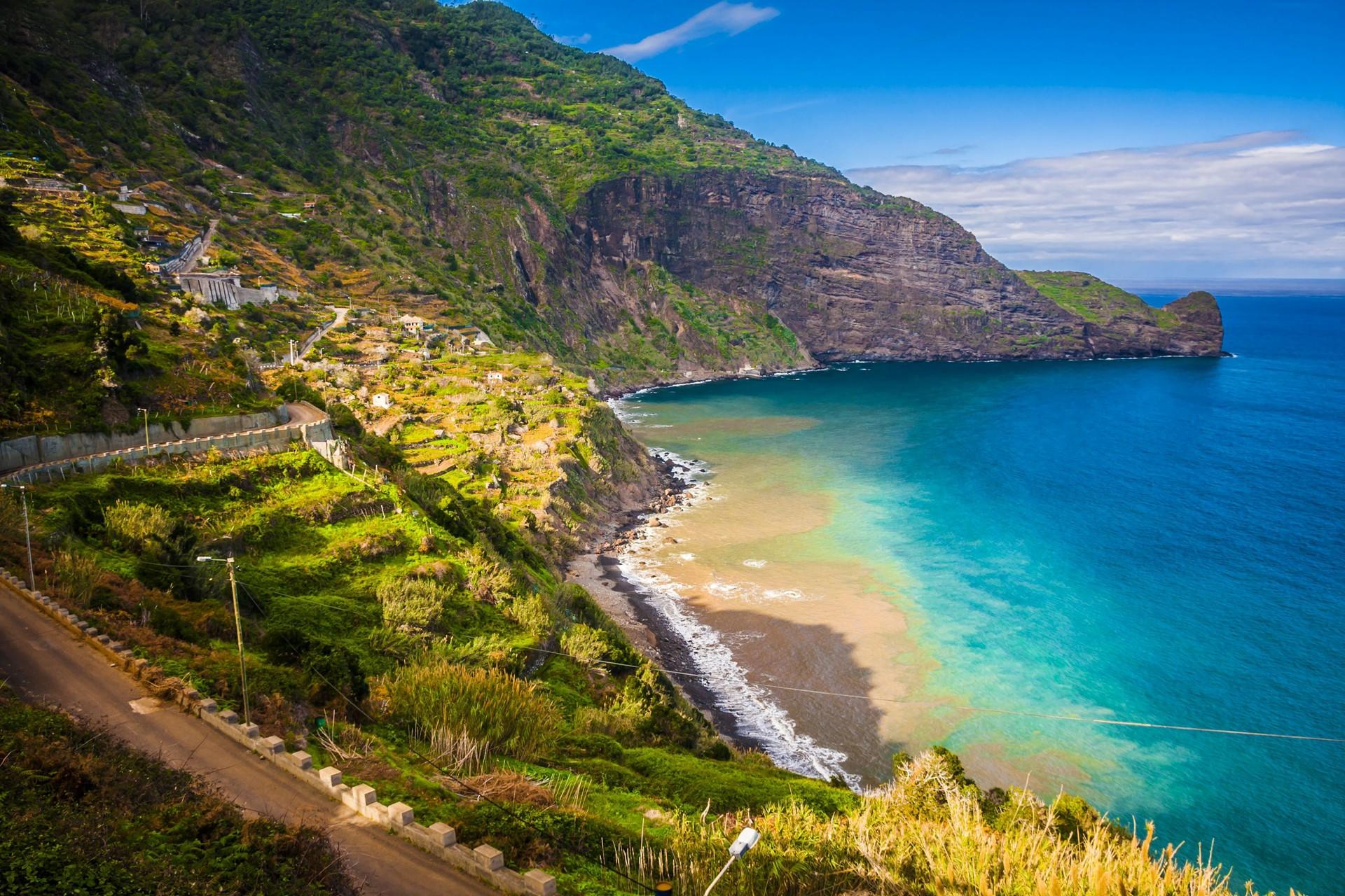 Vliegtickets  Madeira
