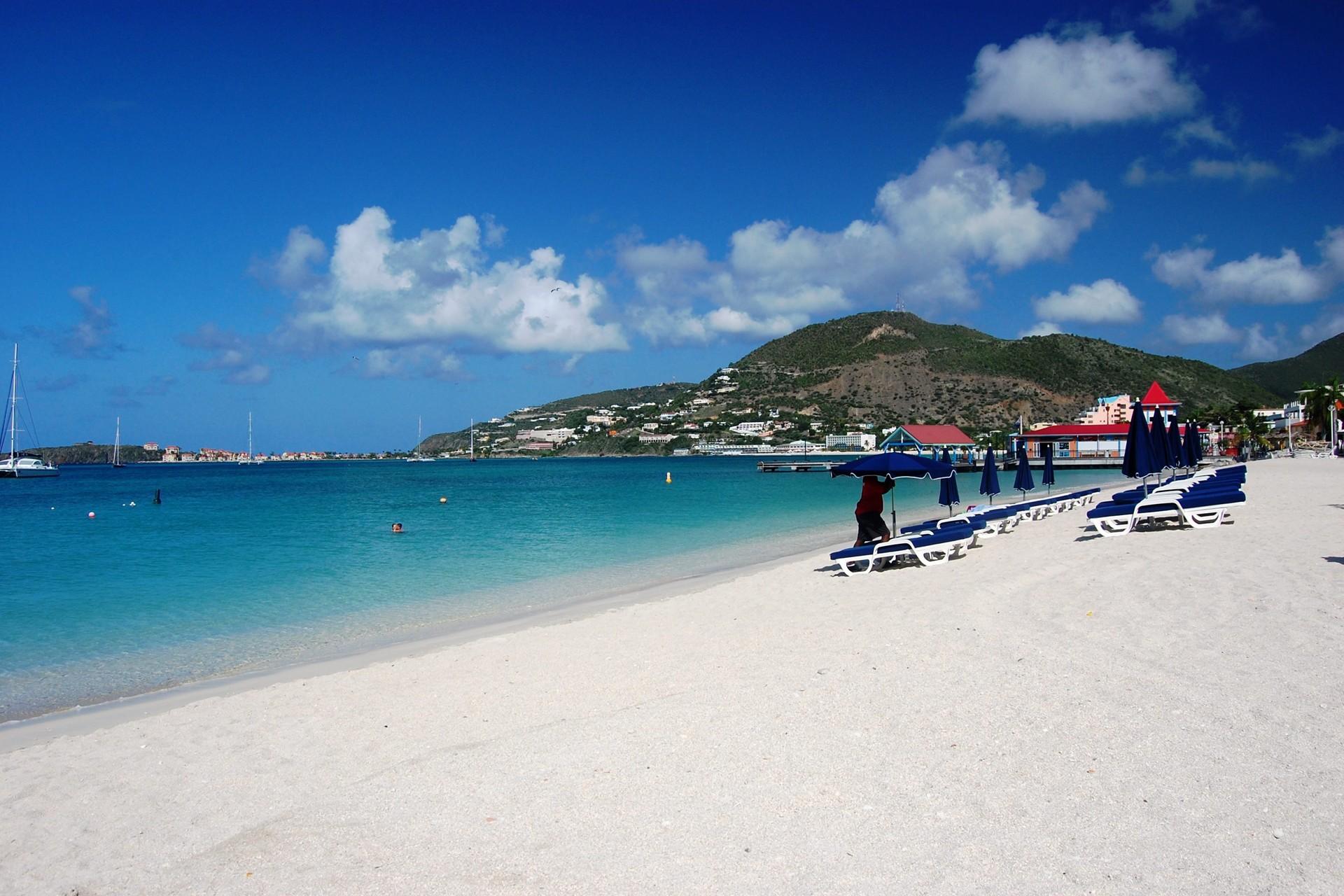 Vliegtickets  St. Maarten