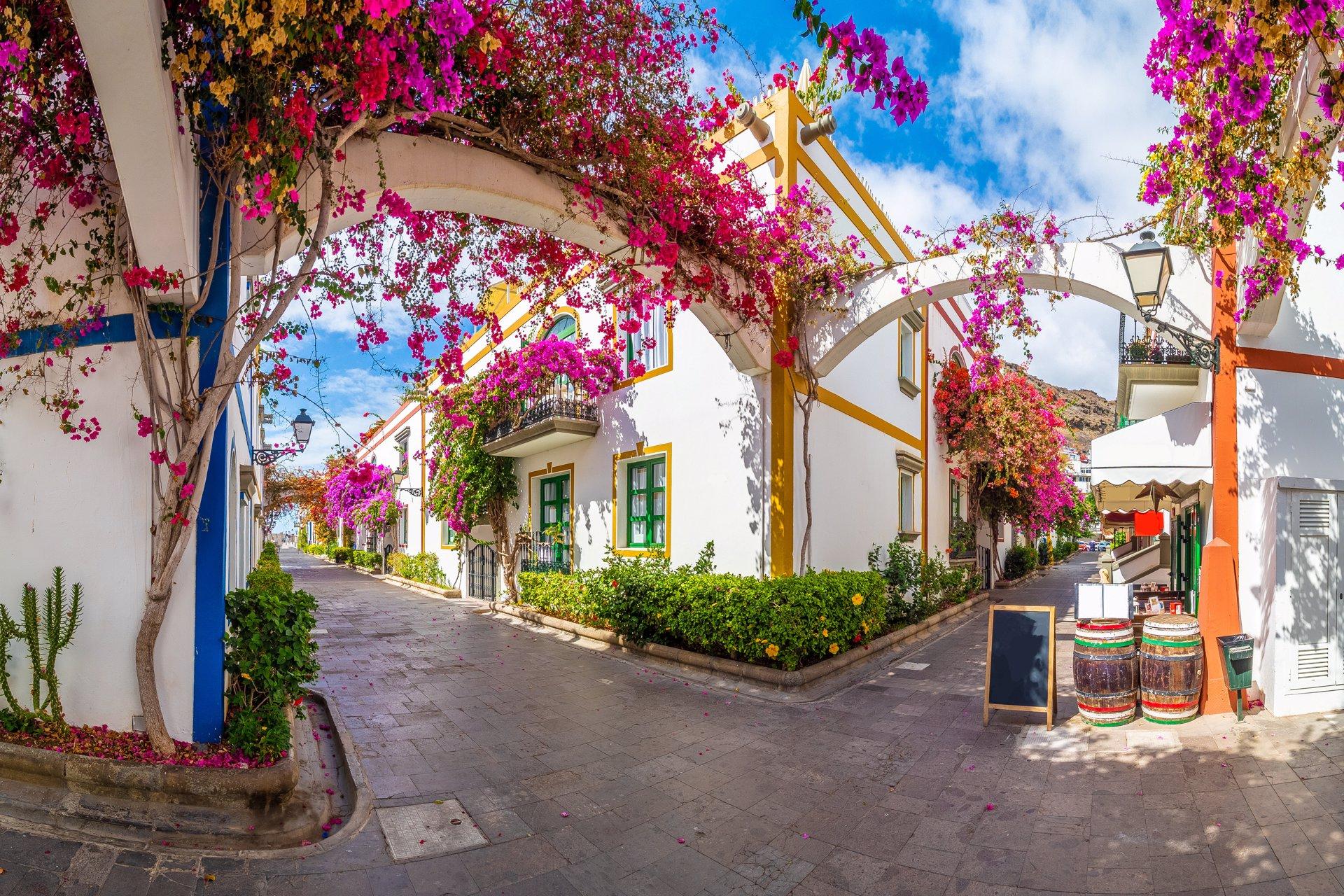 Vliegtickets  Gran Canaria