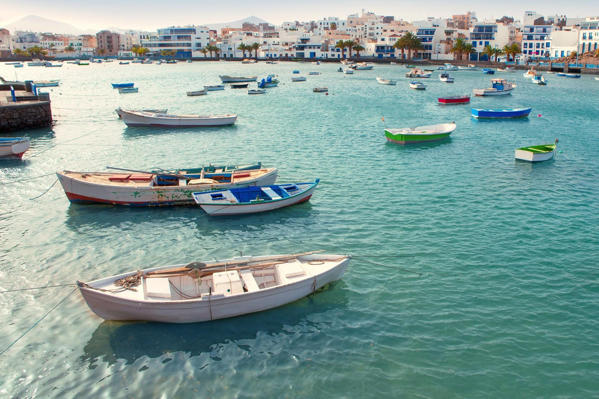 Vliegtickets  Lanzarote