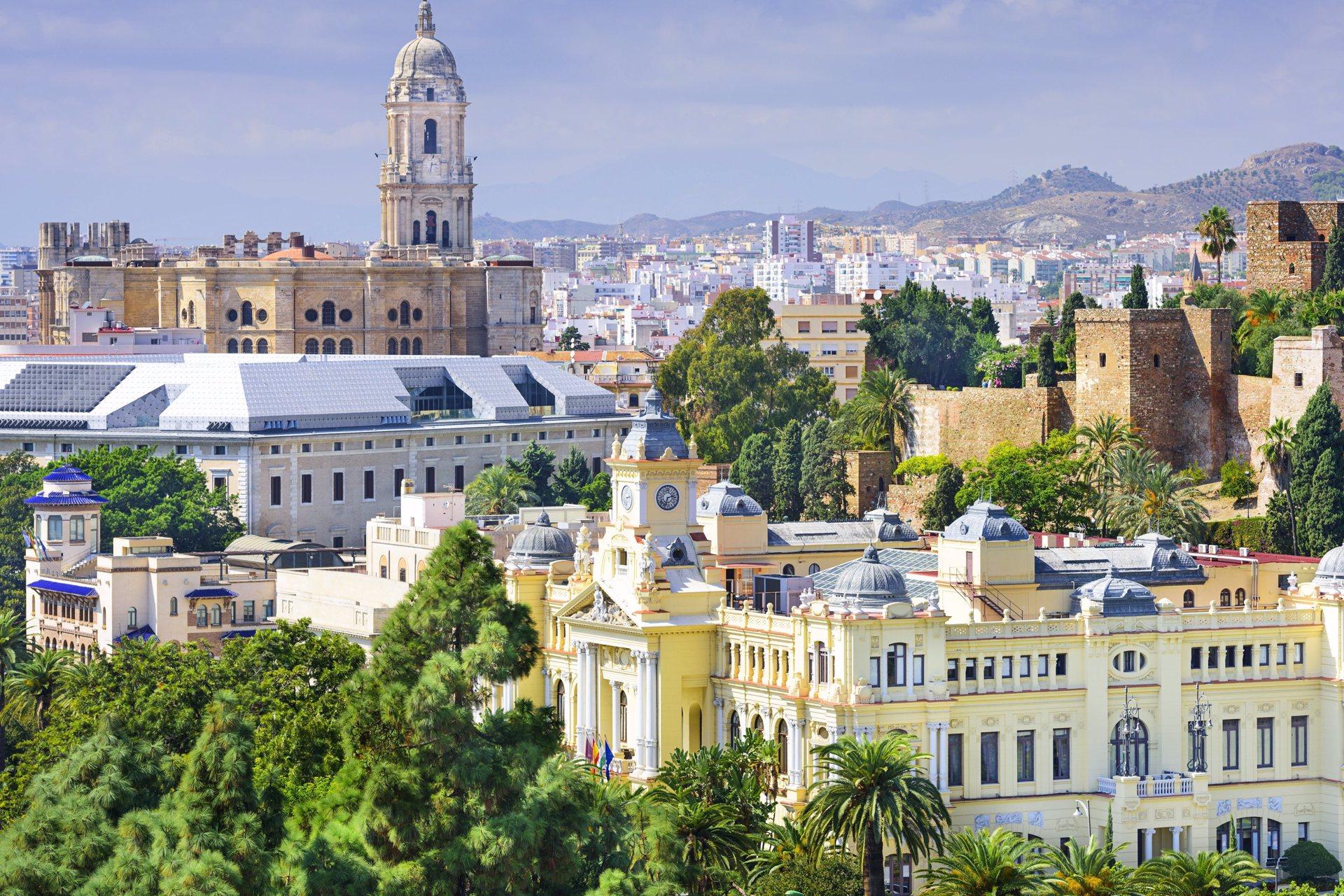 Vliegtickets  Malaga