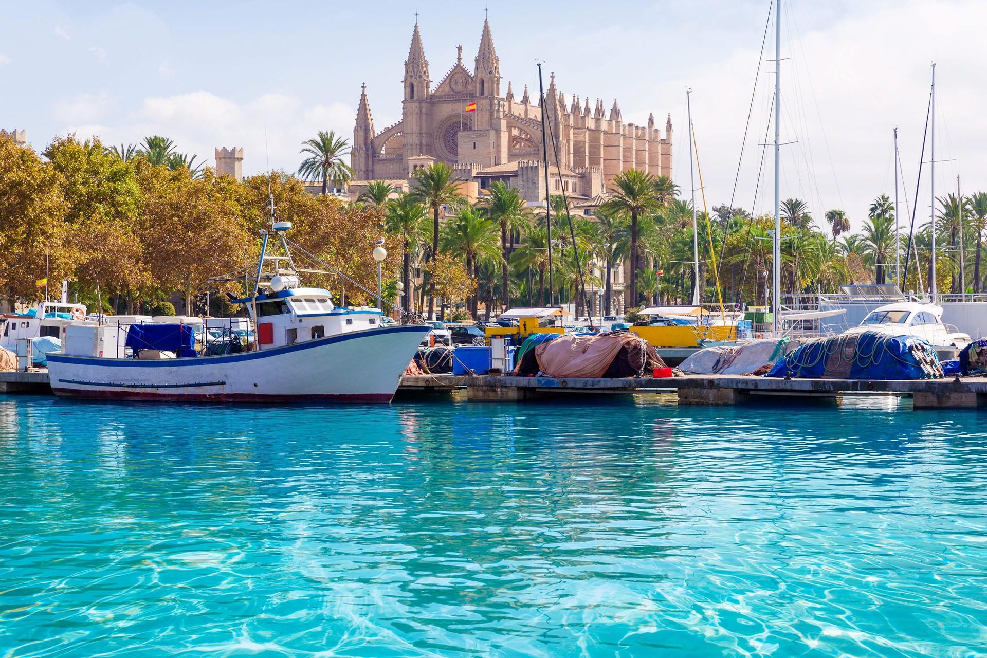 Vliegtickets  Mallorca