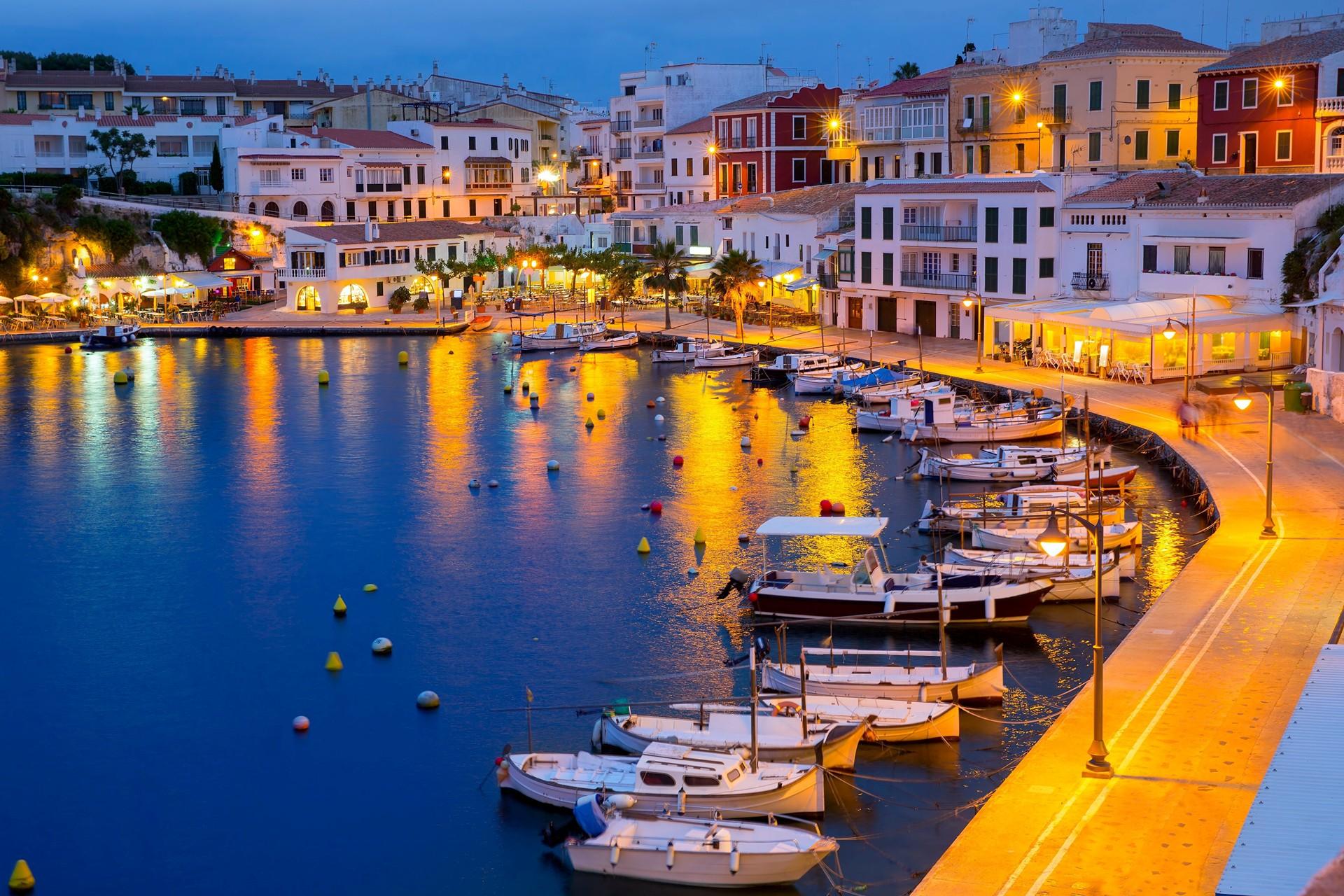 Vliegtickets  Menorca