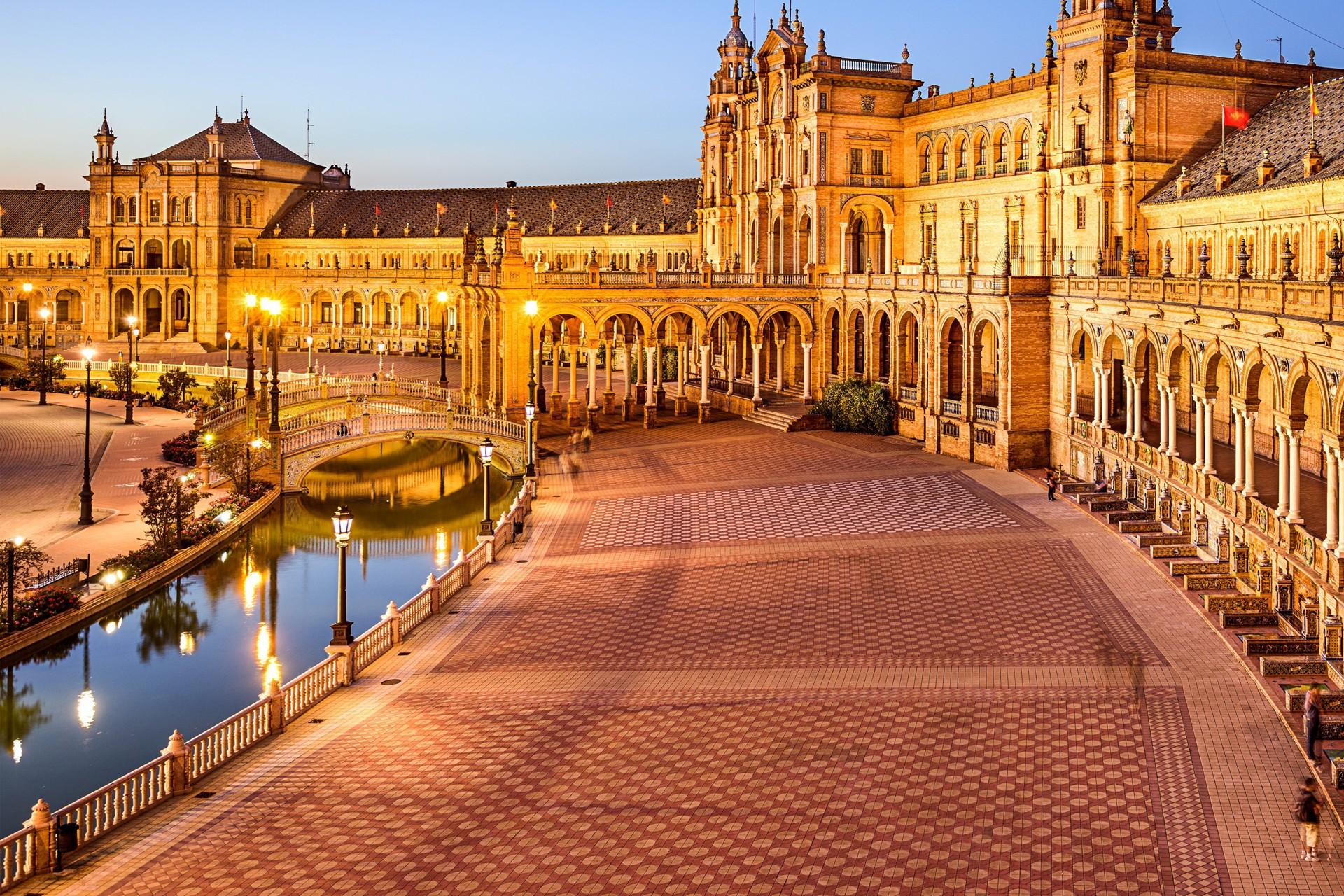 Vliegtickets  Sevilla
