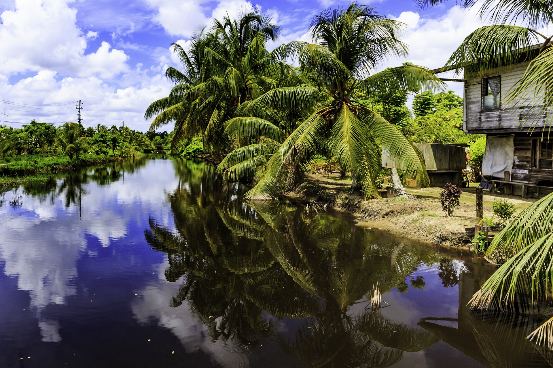 Vliegtickets  Suriname