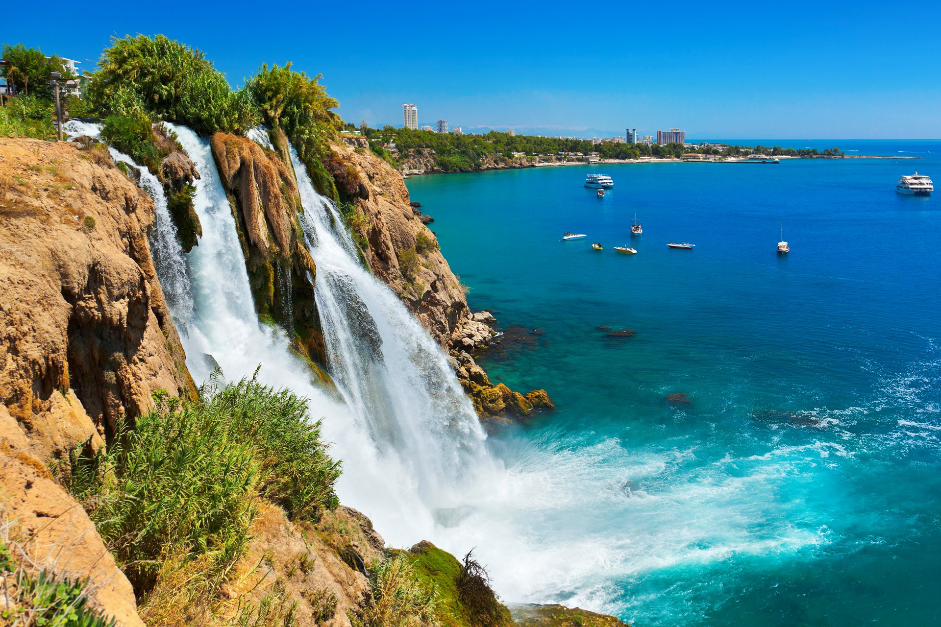 Vliegtickets  Antalya
