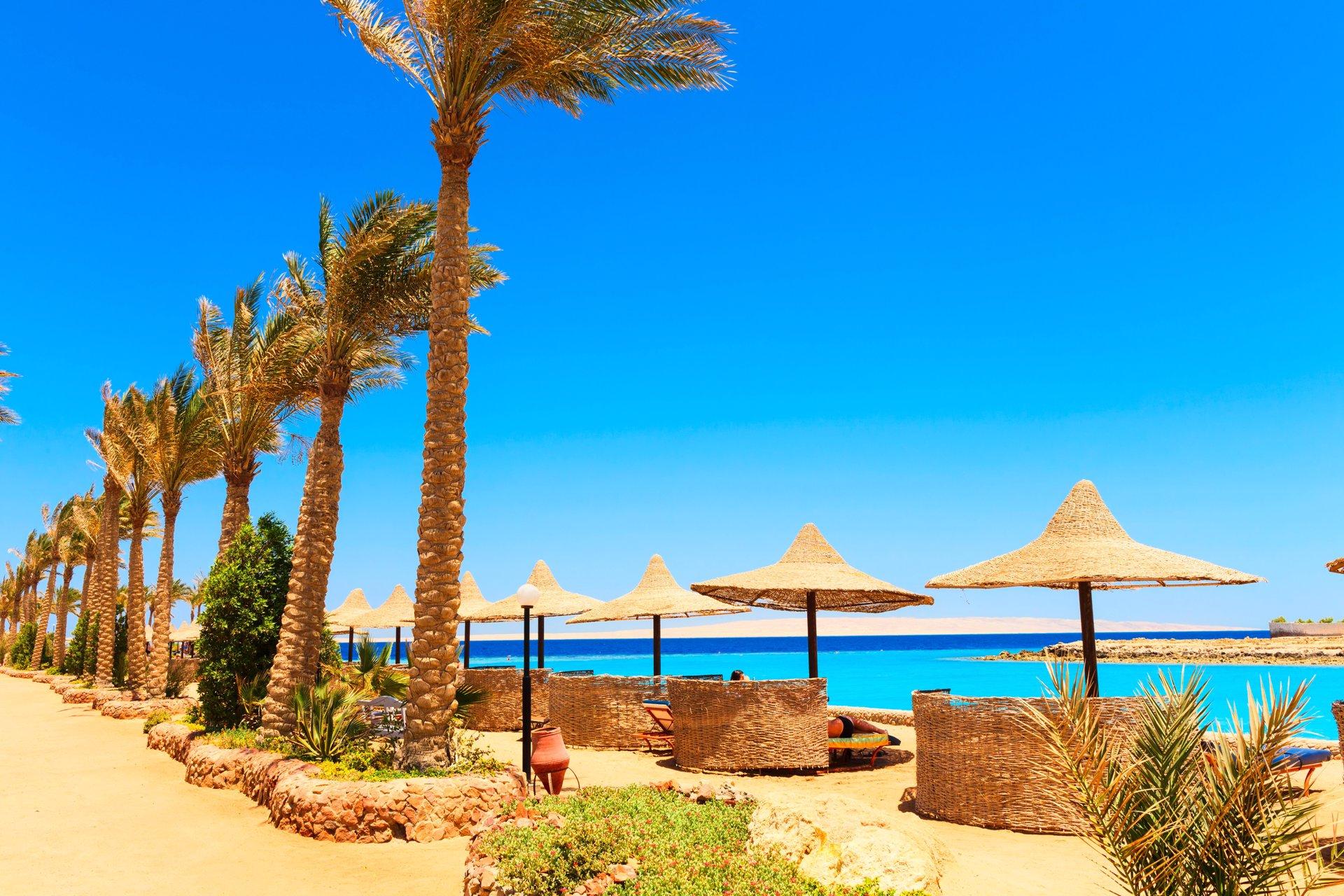 Vluchten  Hurghada
