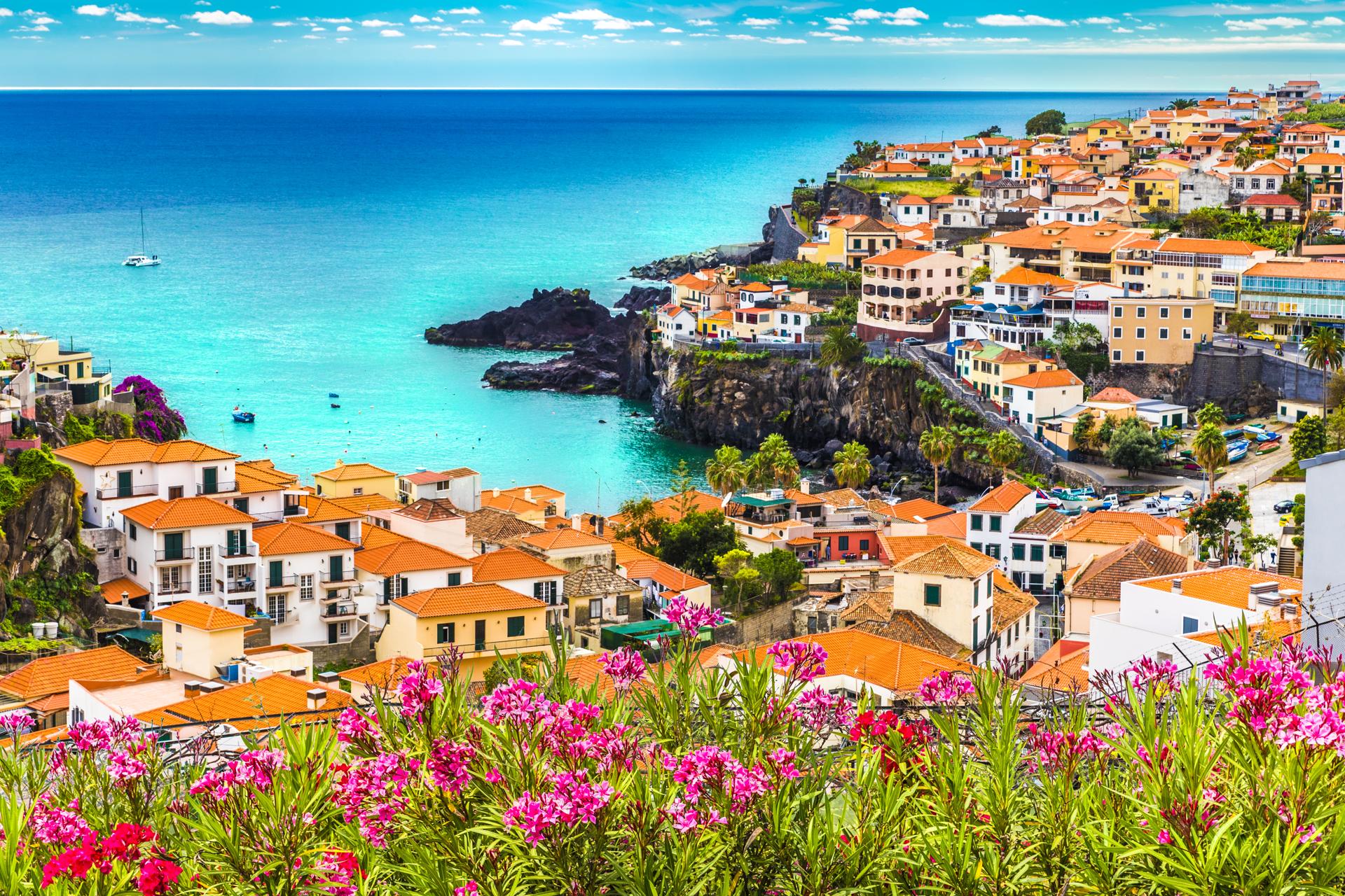 Vluchten  Madeira