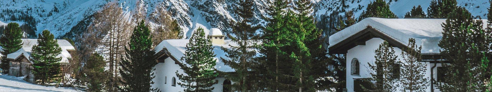 Skigebied Arosa