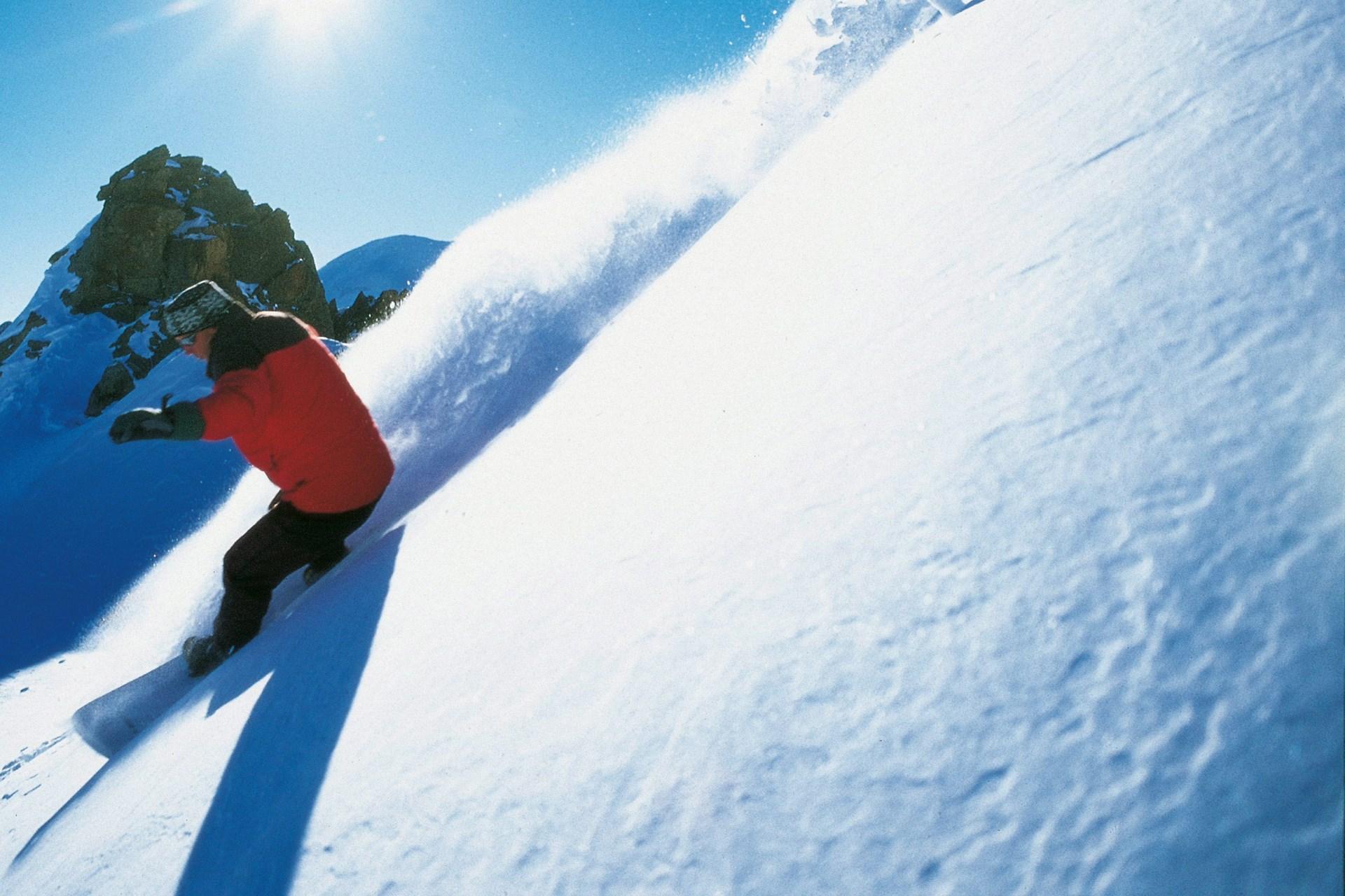 Skigebied Defereggental