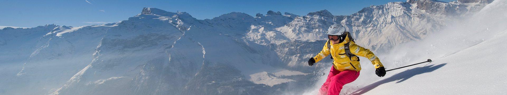 Skigebied Engelberg