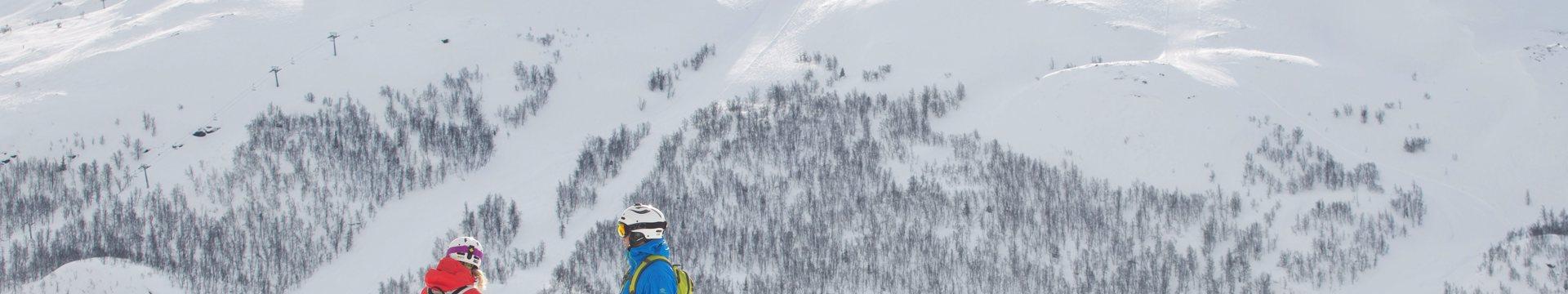 Skigebied Hemsedal