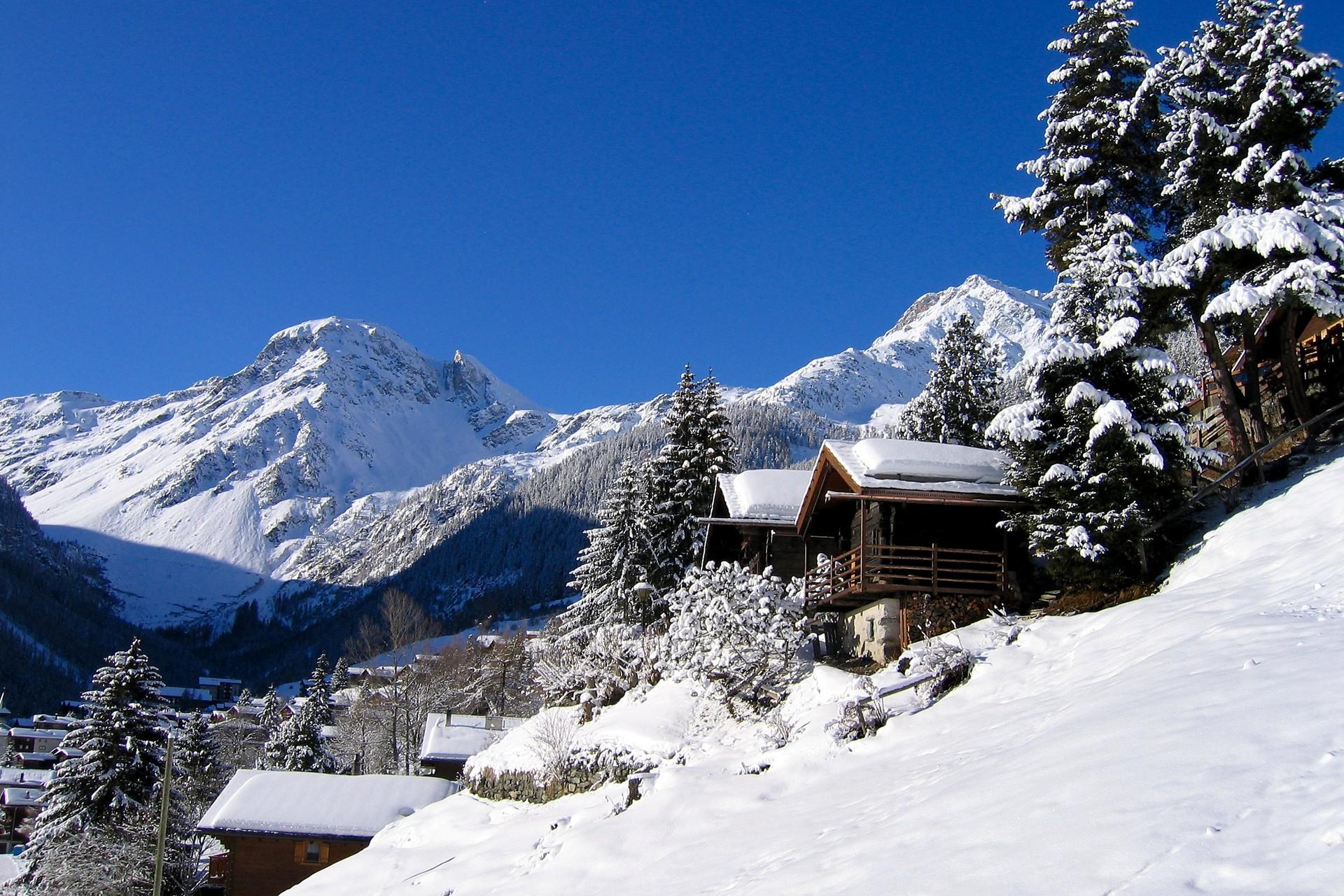 Skigebied Laax Flims