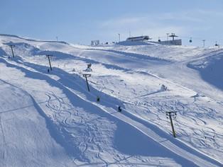 Skigebied Levi & Ylläs