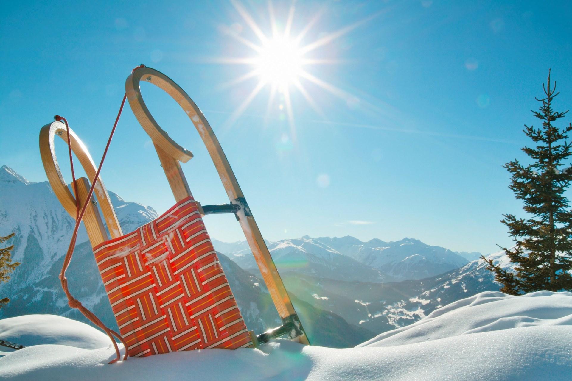 Skigebied Rauristal