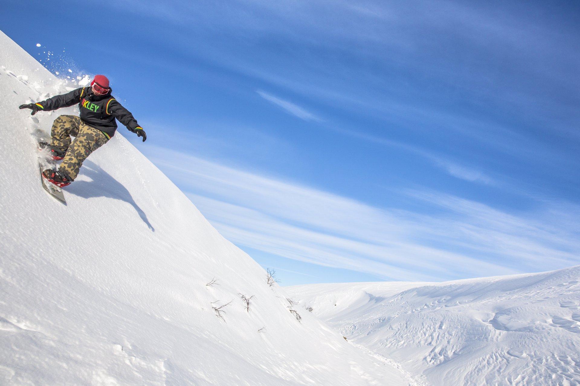 Skigebied Saariselka & Inari