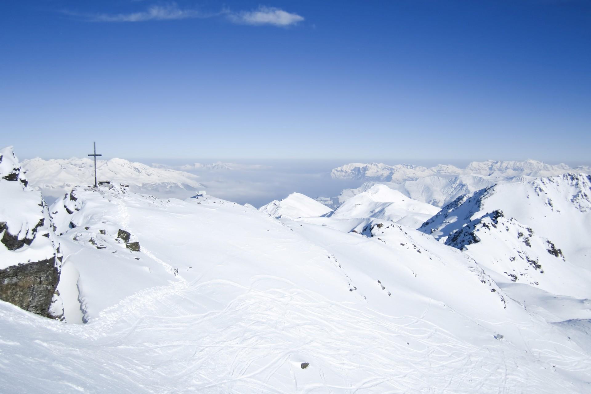 Skigebied Savognin