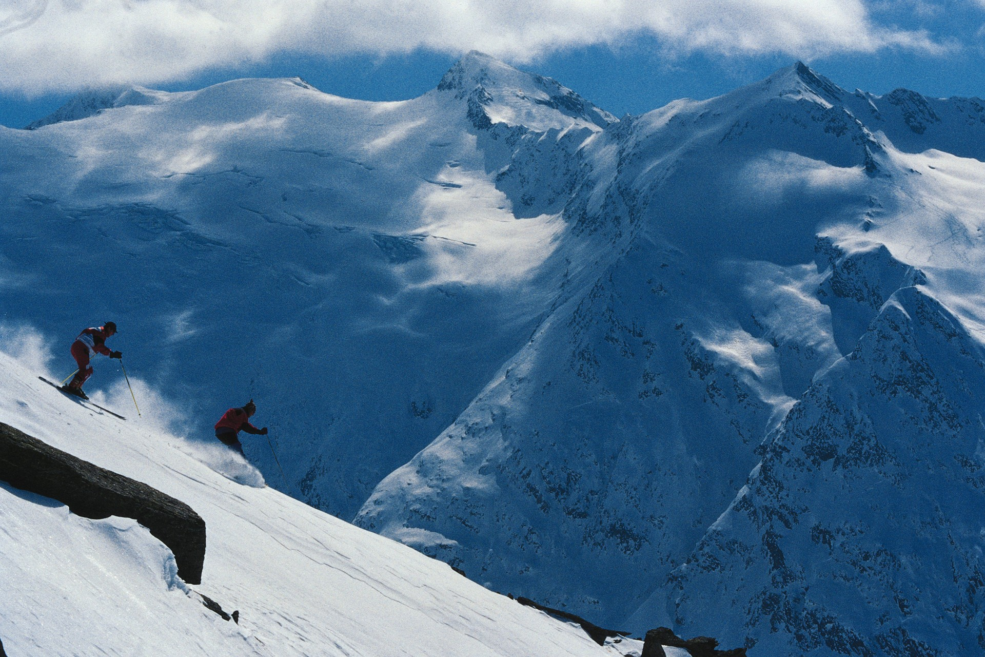 Skigebied Sölden - Hochsölden