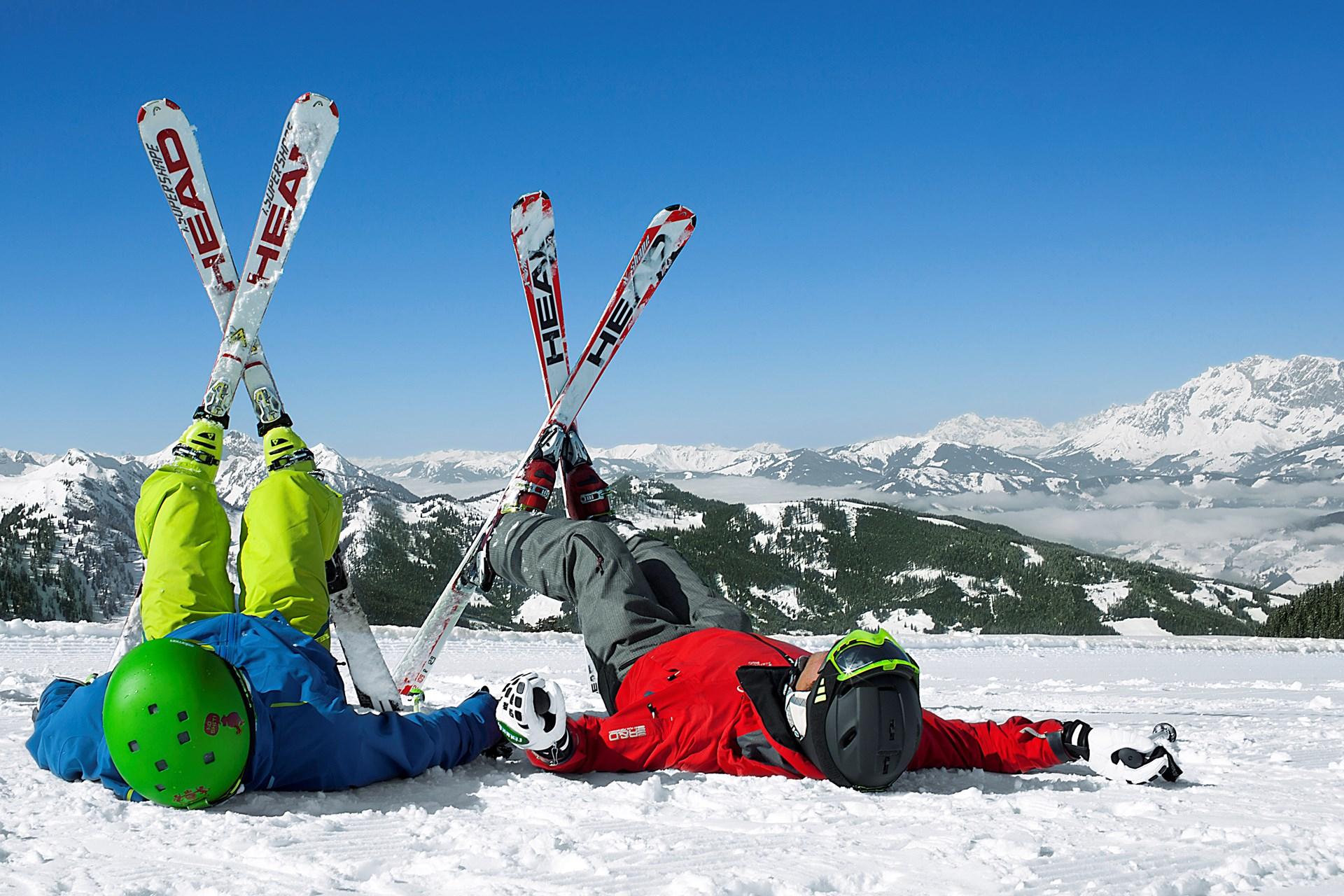 Skigebied St. Johann in Tirol