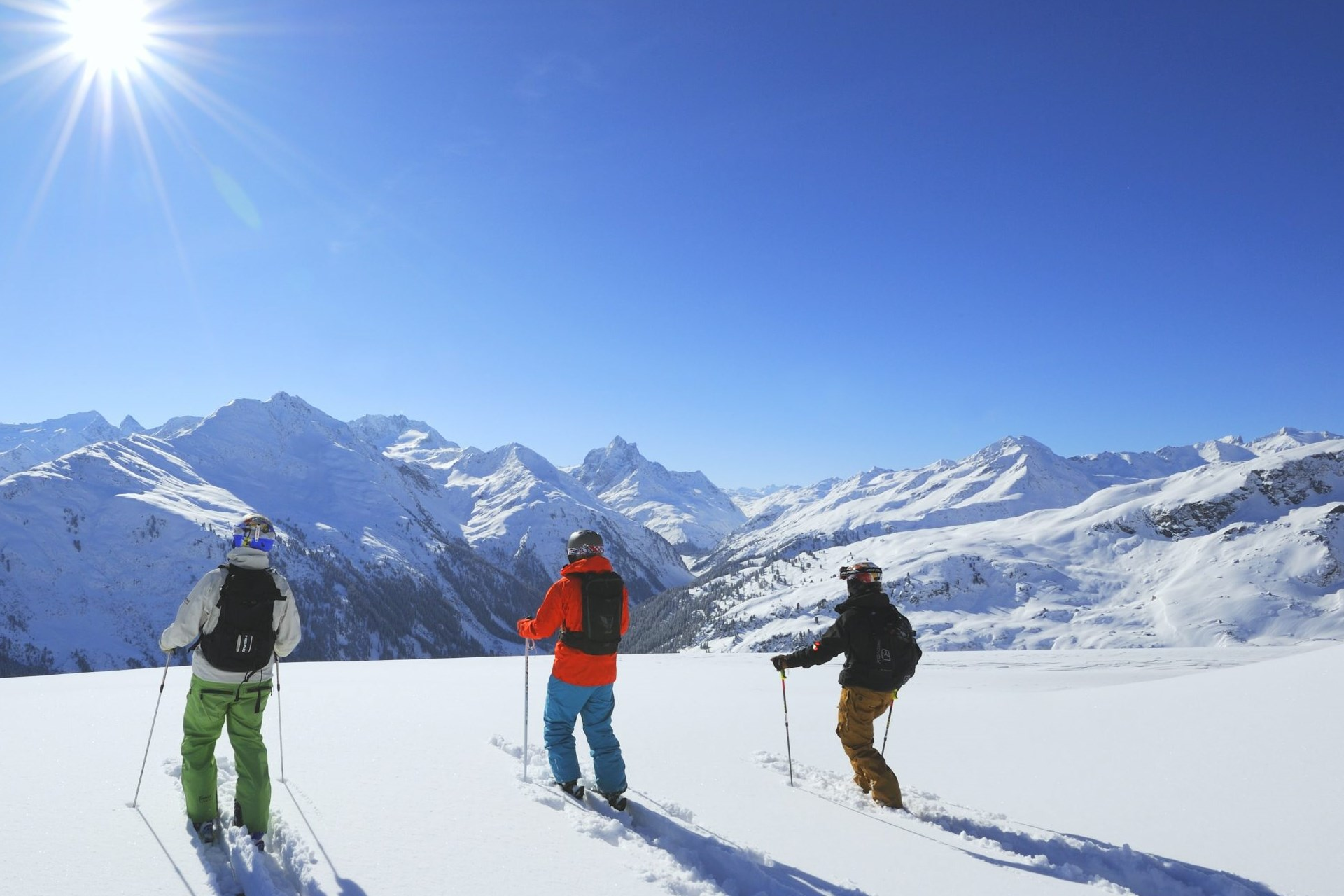 Skigebied Vent