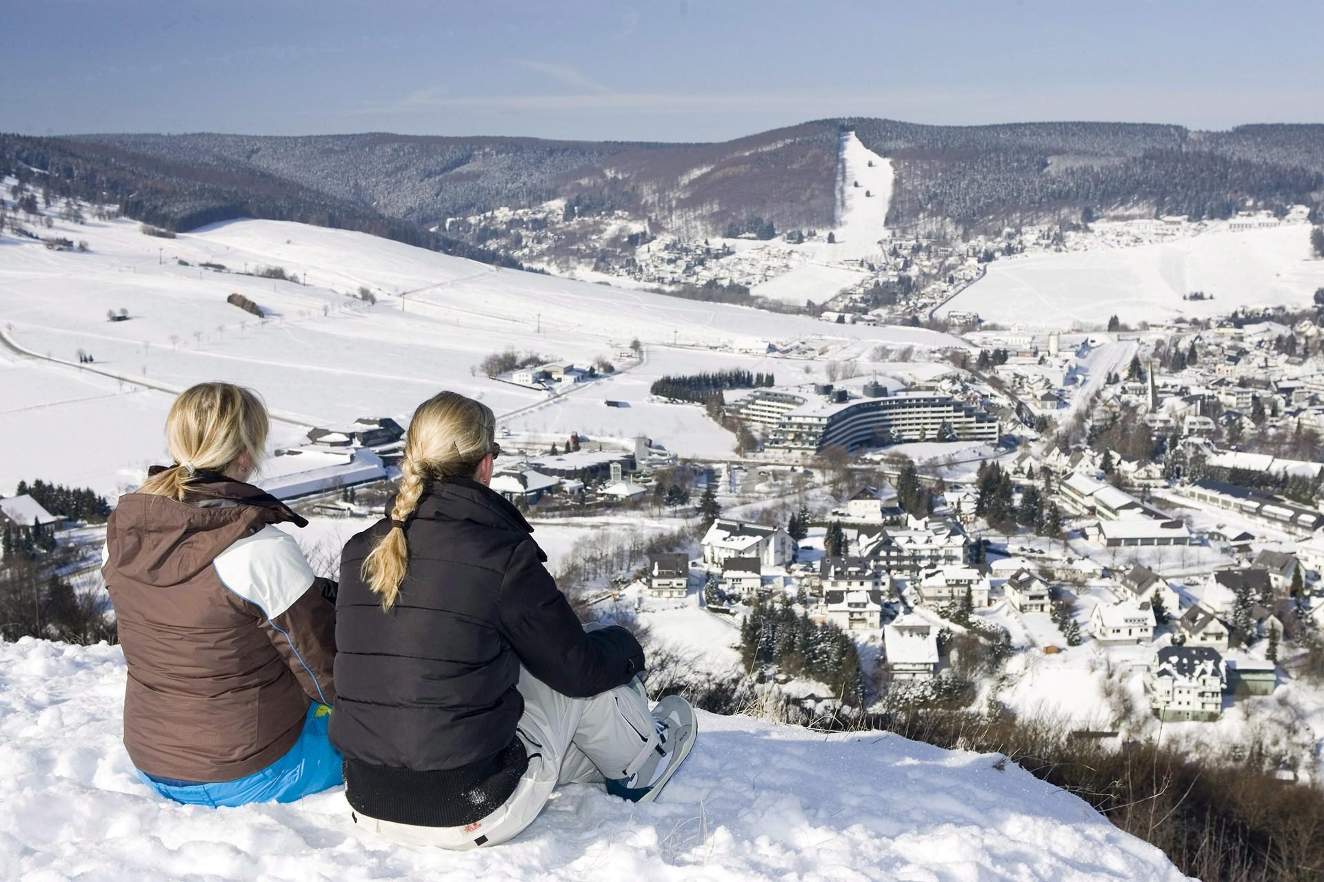 Skigebied Willingen