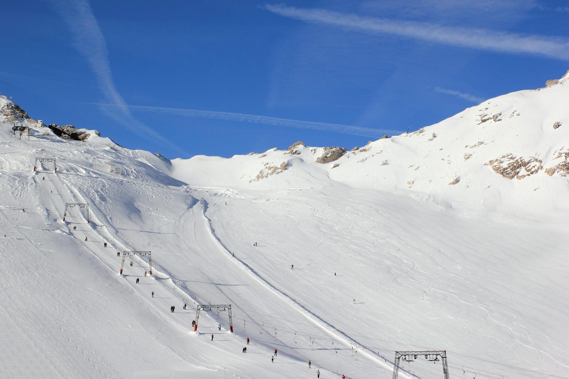 Zugspitzgebied