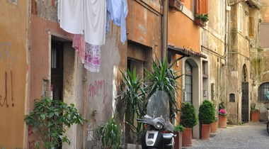 4-daags arrangement Rome