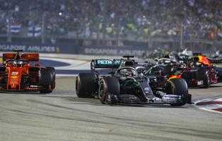 Grand Prix van Singapore